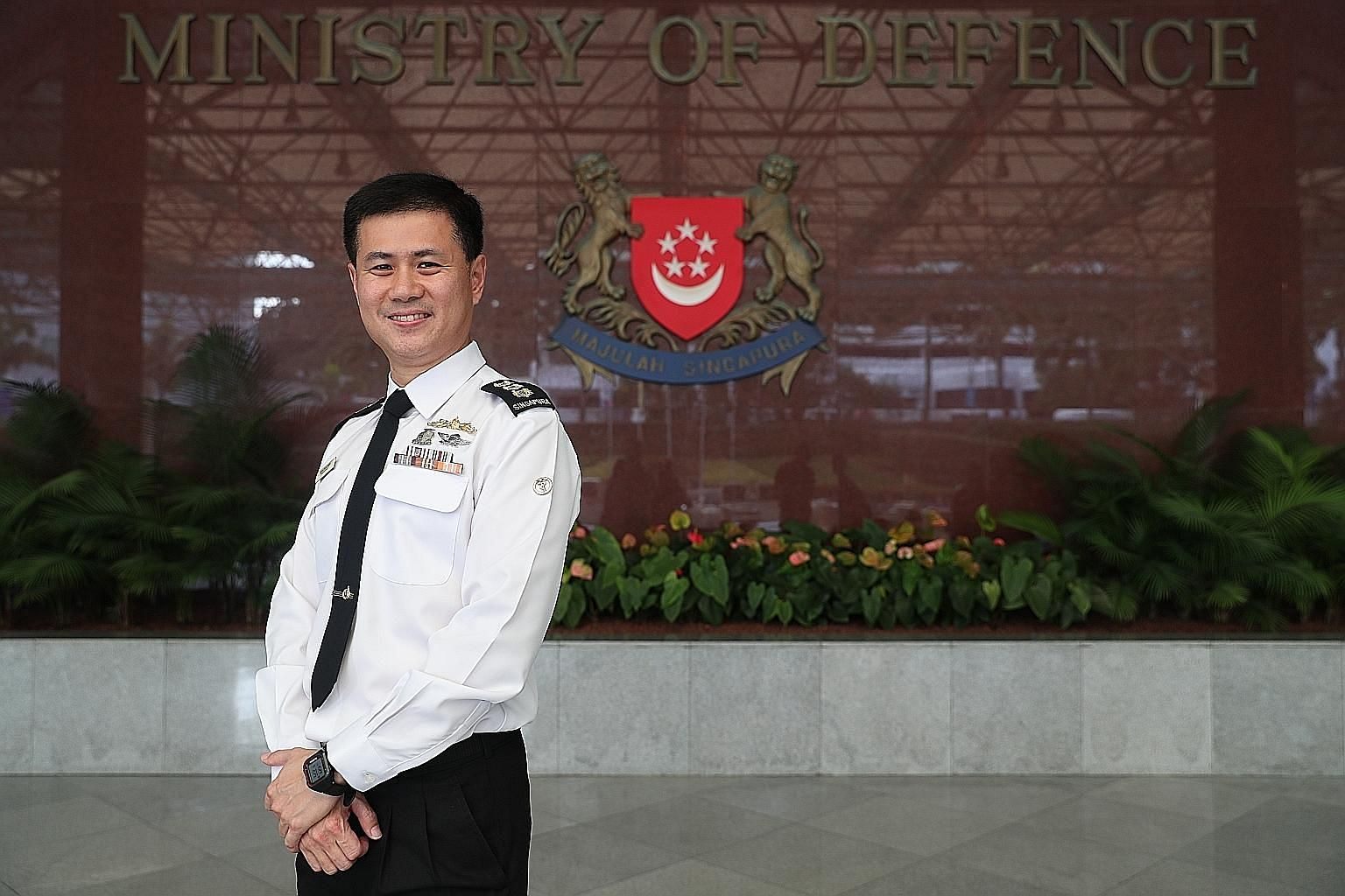 Senior Lieutenant-Colonel Fairoz Hassan, commander of the Army Training Evaluation Centre, was promoted to colonel. Major Lynn Lee, a senior officer in the Joint Plans and Transformation Department, was promoted to lieutenant-colonel. Colonel Seah Po
