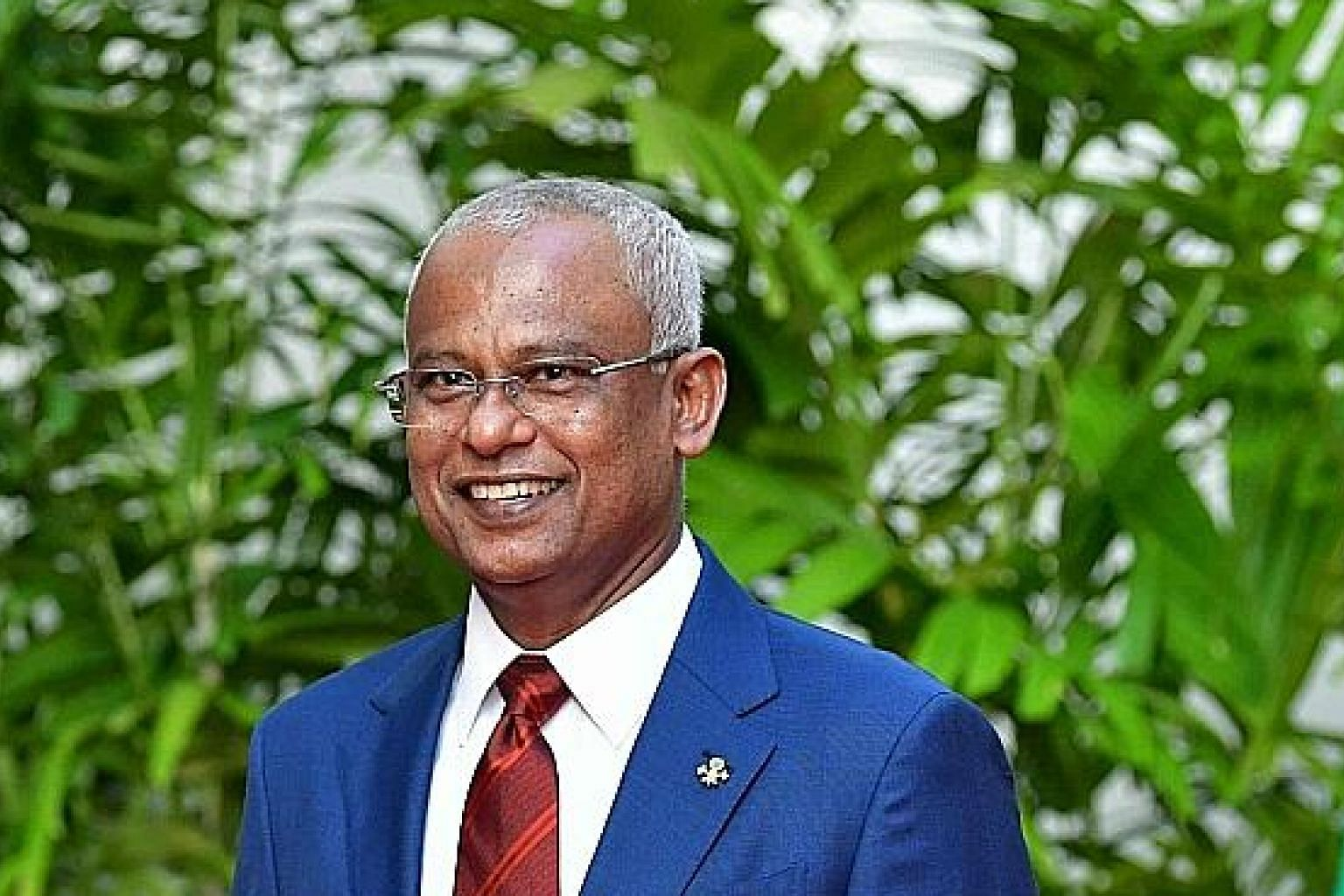Mr Ibrahim Mohamed Solih will meet President Halimah Yacob and Prime Minister Lee Hsien Loong.