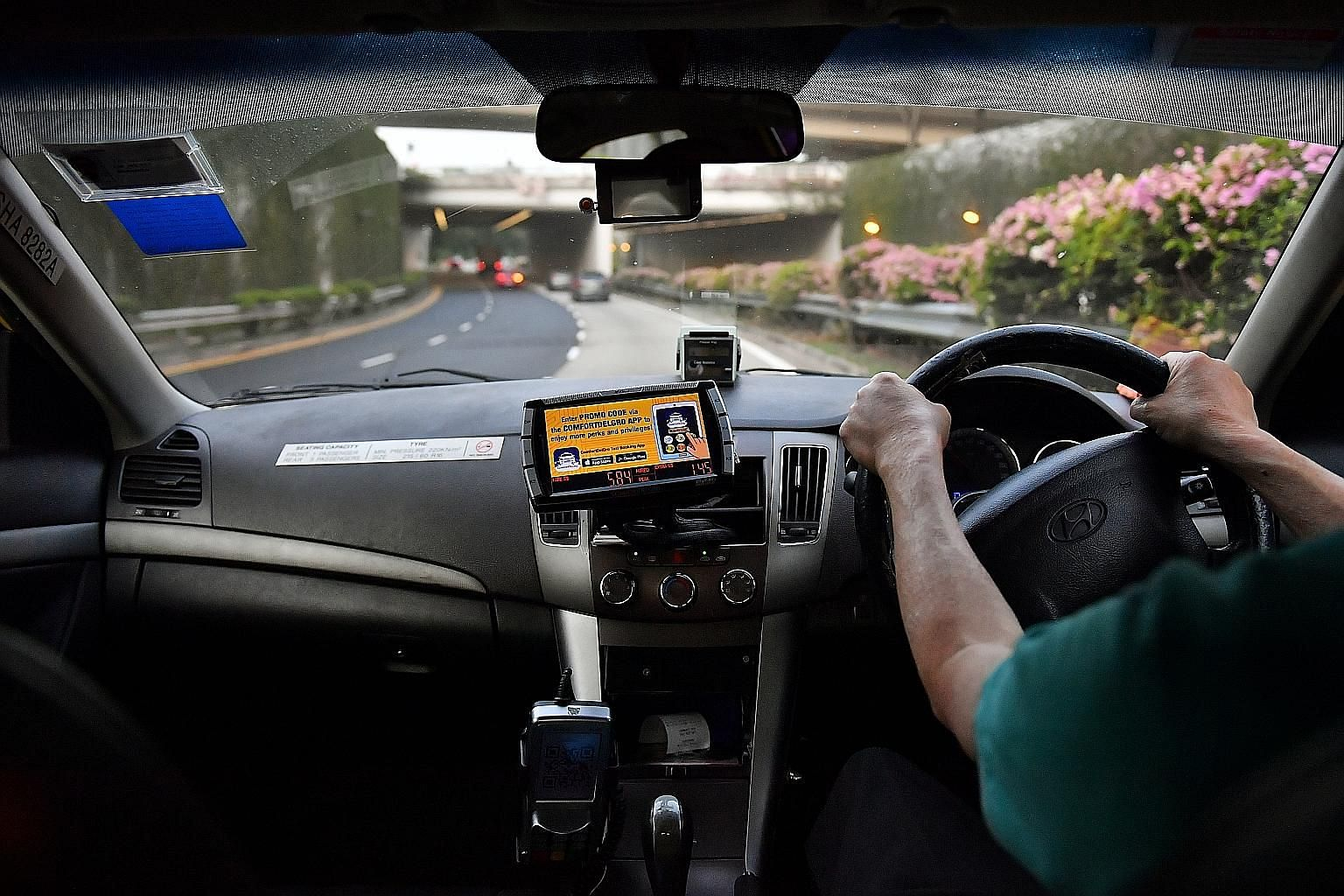 In announcing that audio recordings would be allowed inside taxis and private-hire cars, the LTA cited a poll that found 90 per cent of respondents in favour of such recordings. A closer look at the survey, which polled 1,000 residents, reveals that
