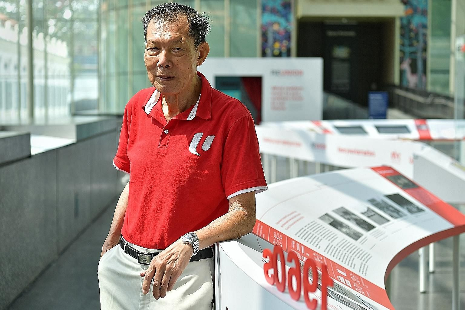 Retired union leader Tan Soon Yam believes unions are just as important today in protecting workers' rights and improving their lives as they were in the 1960s, when the labour situation was chaotic.