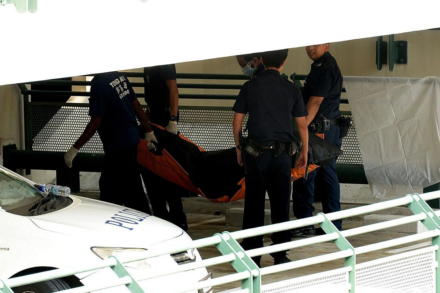 Ms Atika Dolkifli's body was found at a multi-storey carpark in Toa Payoh. Syed Maffi Hasan had thrown her over the parapet of a higher deck of the carpark after they argued over the cost of repairs to a mobile phone she had lent to him.