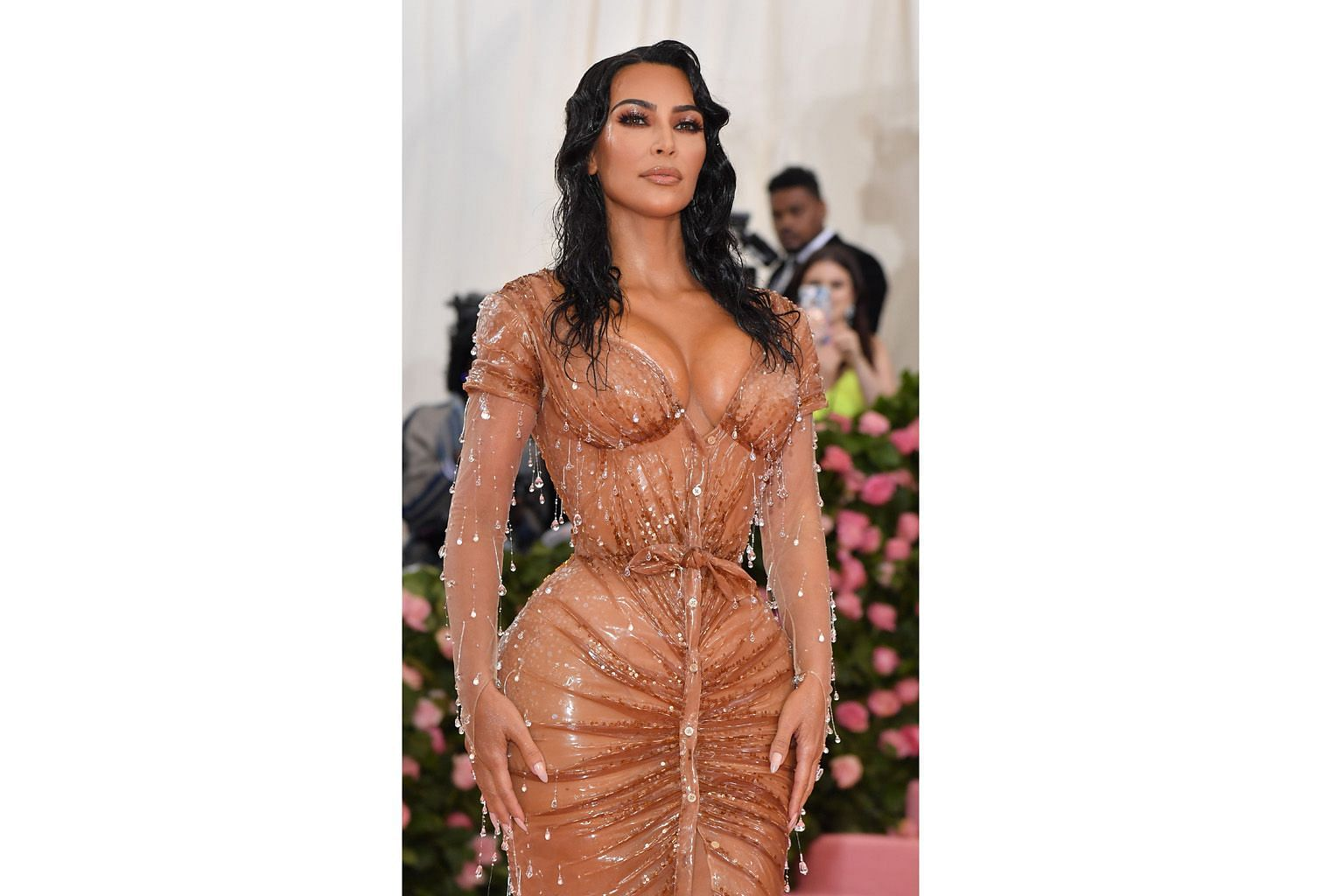 Reality television star Kim Kardashian West recently announced plans to launch a new line of bodywear named and trademarked Kimono, but later said she would launch her brand under a different name after receiving a letter from Kyoto's mayor asking he