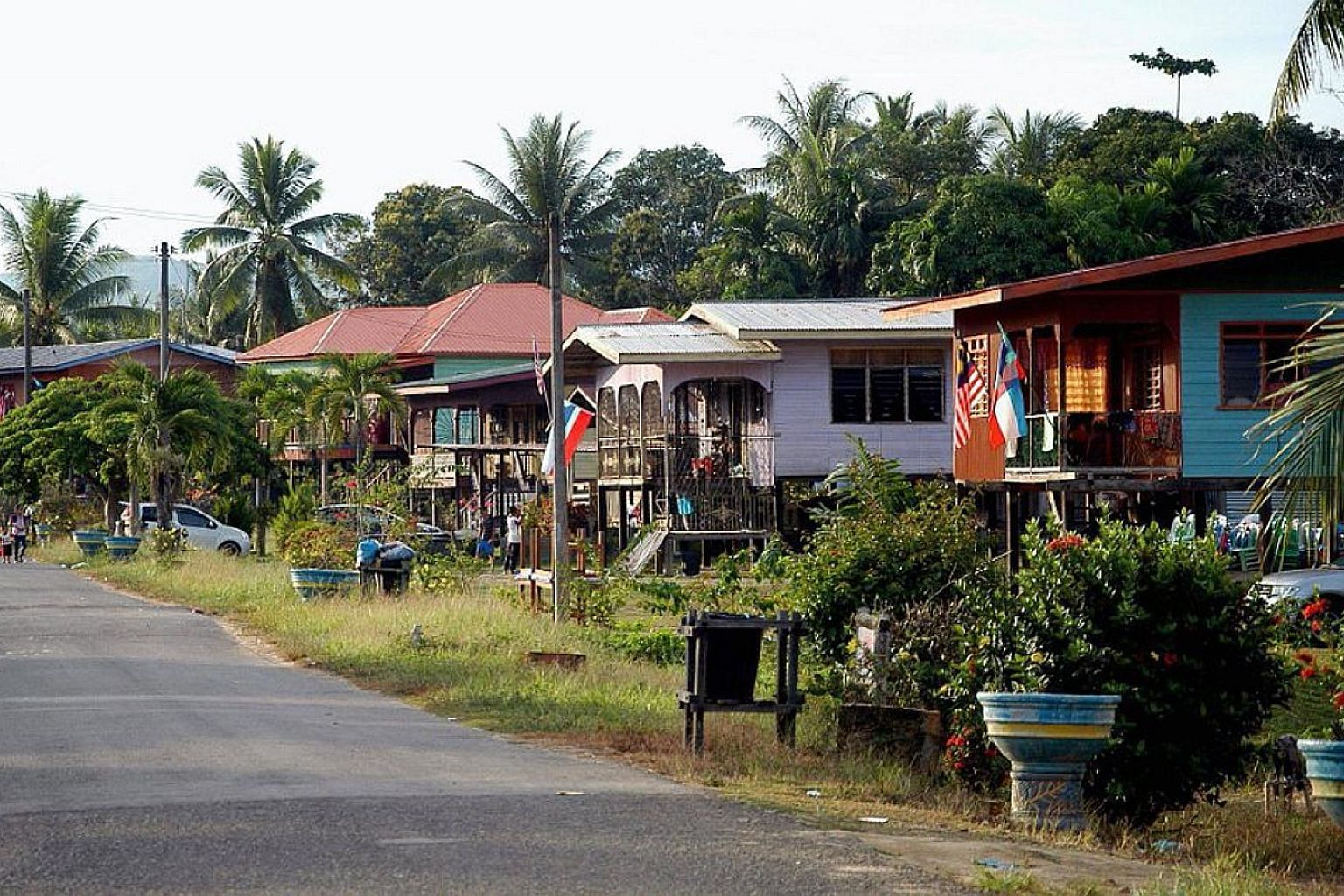 Felda is a politically sensitive agency due to the role it plays in the lives of Malaysia's largely rural dominant Malay community. PHOTO: NEW STRAITS TIMES
