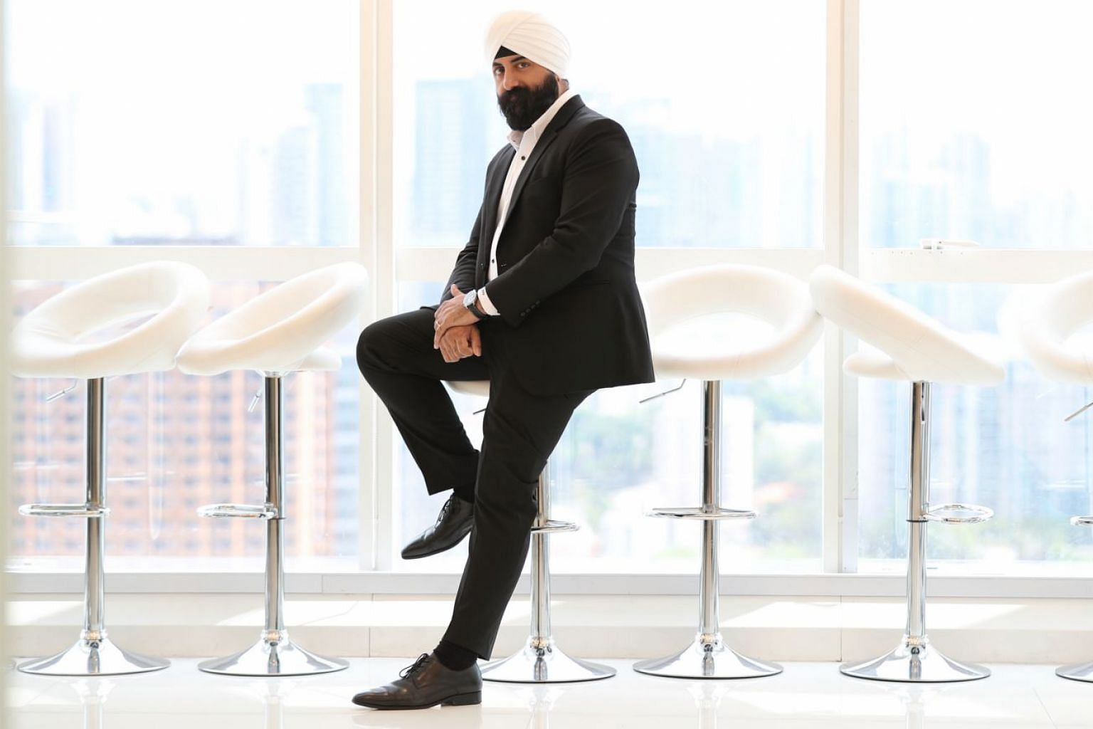A former ITE graduate, Mr Kawal Pal Singh is today a partner in a local law firm.