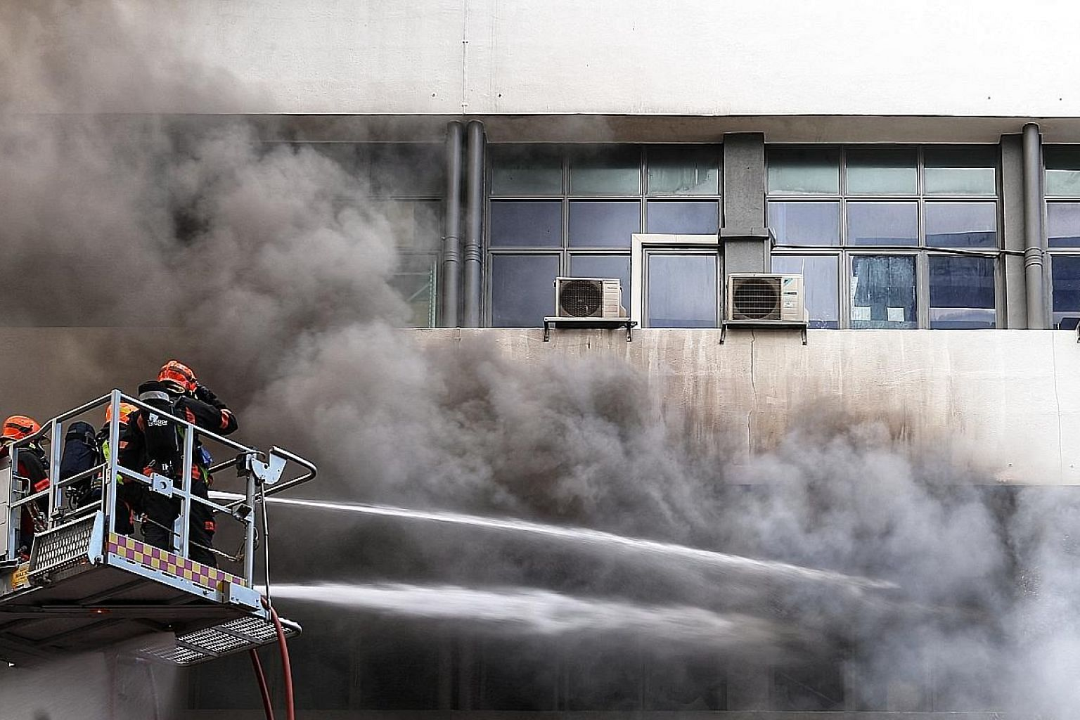 Buildings that may soon be required by law to install critical fire safety features include those built before the 1991/2002 Fire Code. The Fire Safety (Amendment) Bill also proposes the creation of new offences to target contractors and suppliers of