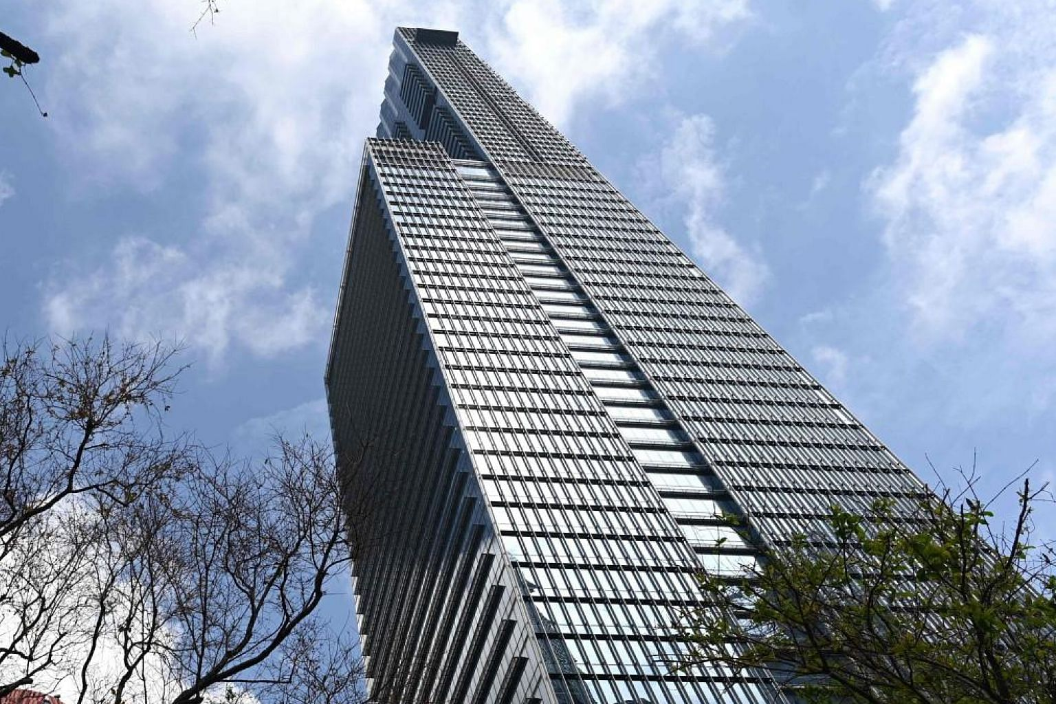 Sir James Dyson's new property has five bedrooms and a private pool on the 62nd floor. PHOTO: AGENCE FRANCE-PRESSE