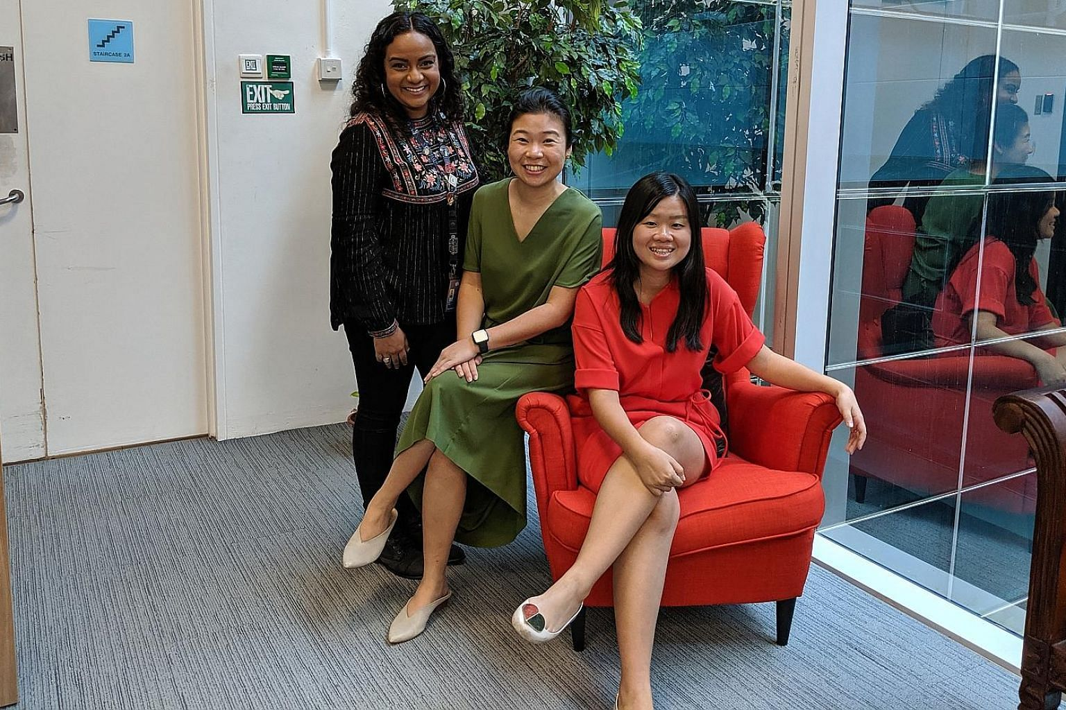 Join journalists (from left) Anjali Raguraman, Melissa Sim and Eunice Quek for this week's Life Picks.