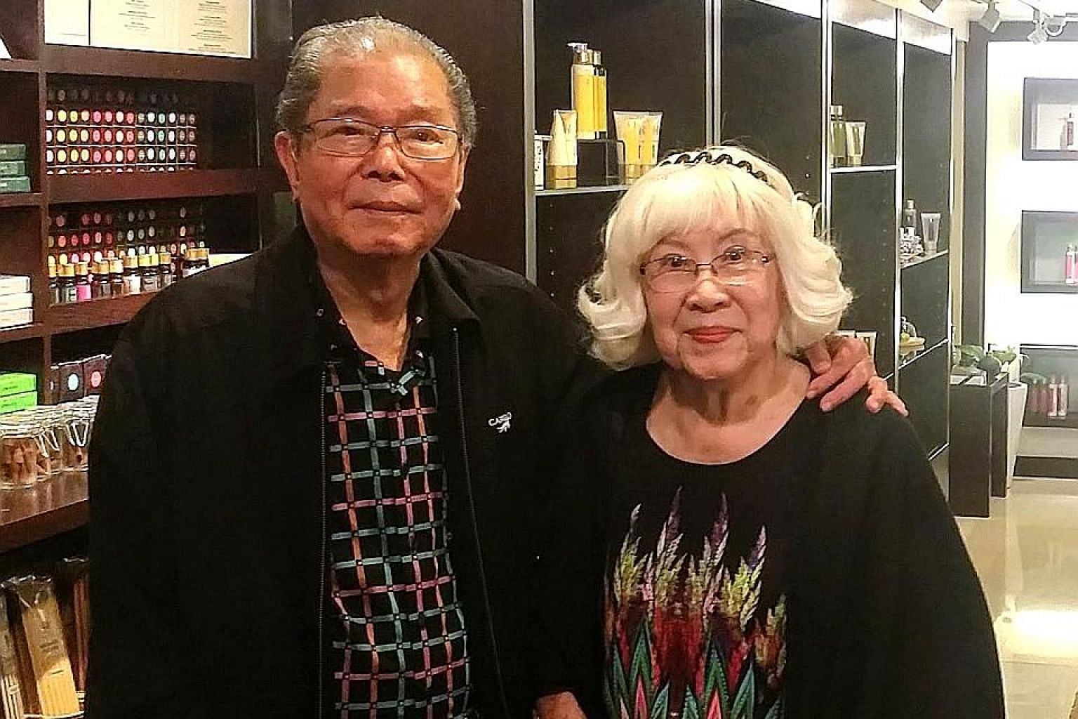 Datuk Tan Hian Tsin and his late wife Tsao Sui Lan set up the Crocodile Foundation in 2002 to provide grants to support community projects. Crocodile was founded by Mr Tan and his eldest brother in 1947, and it used vans to advertise its products in