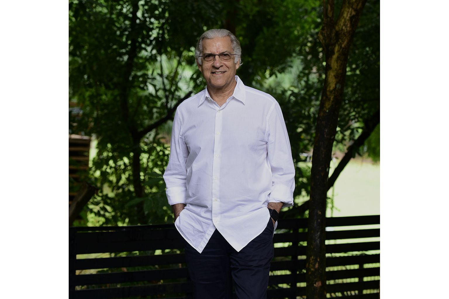 American Mark Edleson was the president of Alila from 2001 to last year and is now an adviser to the brand.