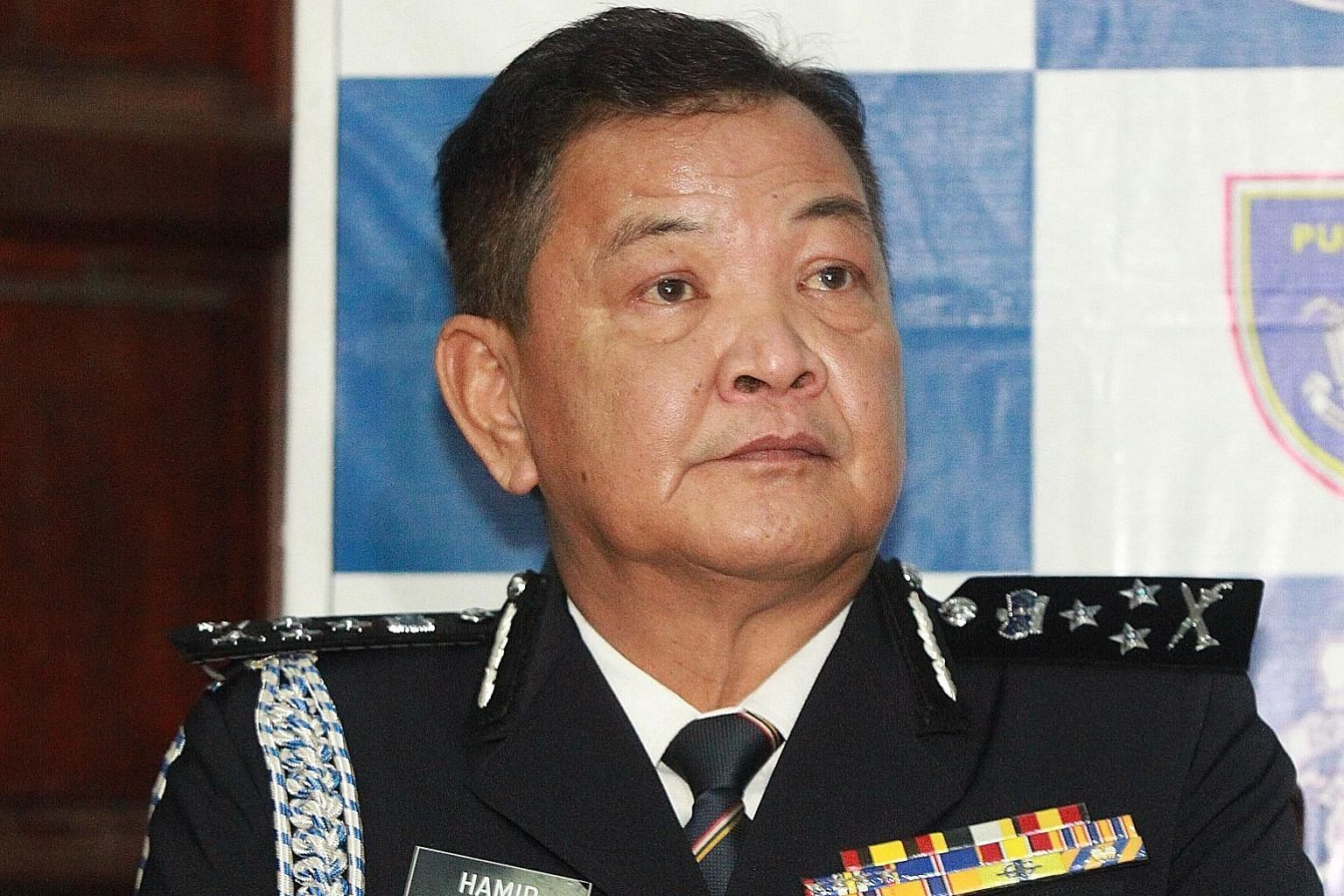 Police chief Abdul Hamid Bador says there is evidence of a conspiracy in the production and circulation of the video.