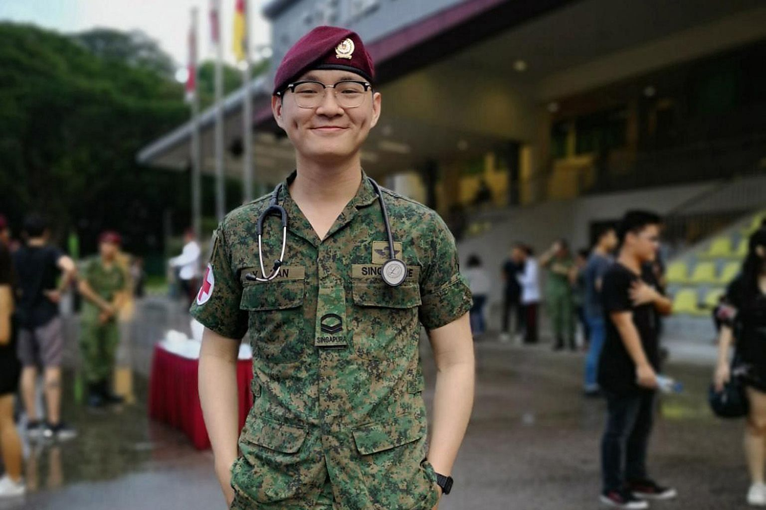 Mr Tan Ying Li, who went to Pioneer Junior College, was among the 280 selected to NUS' medical school.
