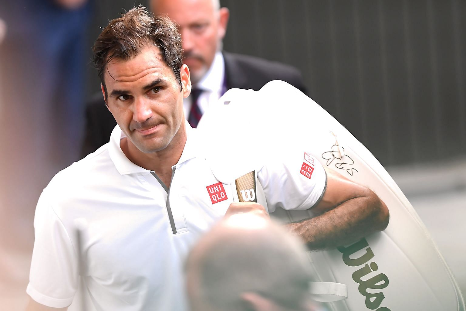 Roger Federer says his move to end a 20-year partnership with Nike was largely influenced by Uniqlo's commitment to stay with him even after he retires.