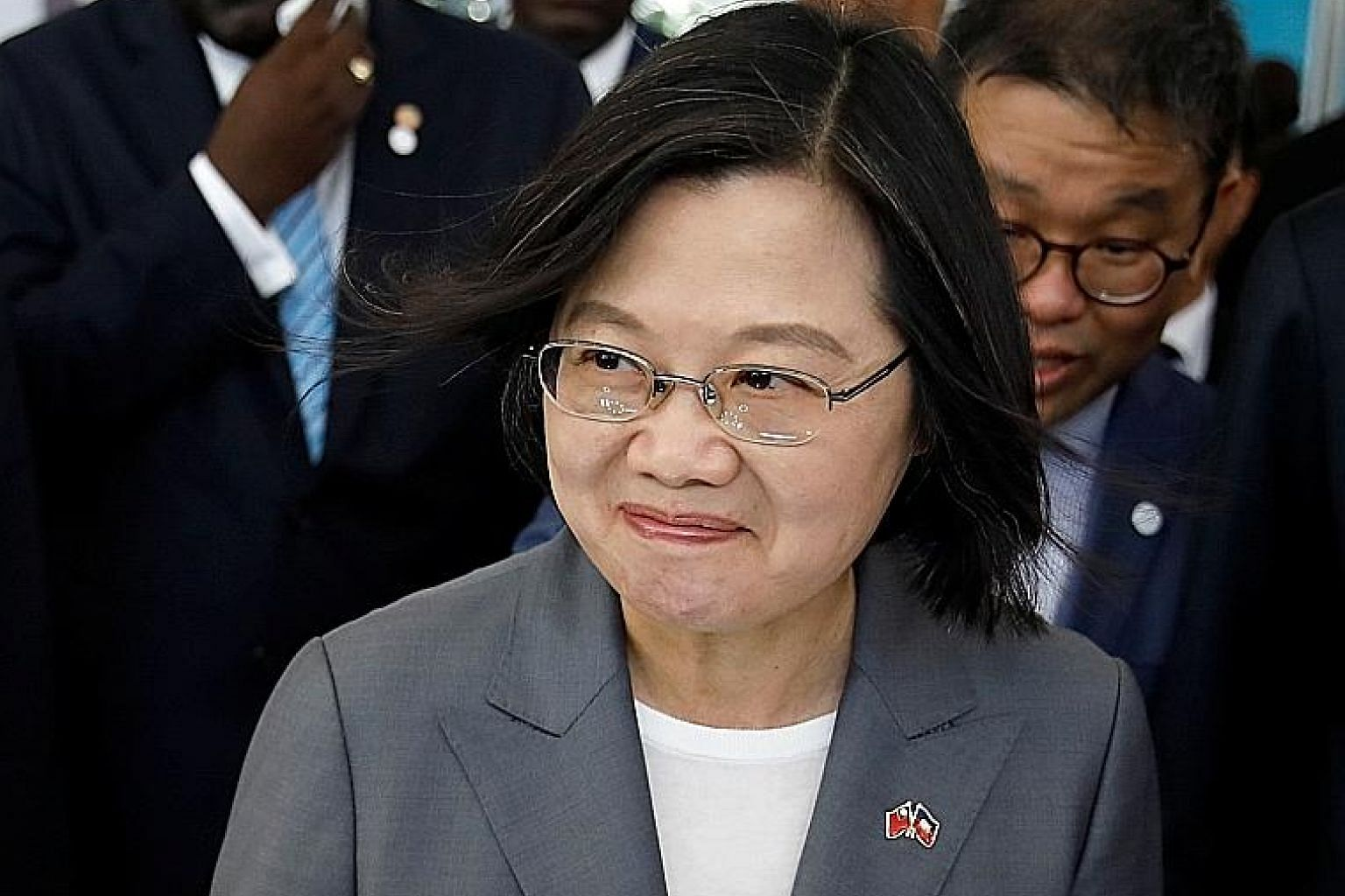 """Kaohsiung Mayor Han Kuo-yu signed trade deals for fruit and fishery products worth $7 billion when he visited China in March. President Tsai Ing-wen has warned that Taiwan's democracy faces renewed threats from """"overseas forces"""". Mr Ko Wen-je's recor"""