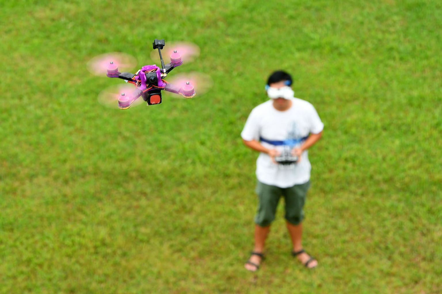With more drones getting off the ground in Singapore, and Changi Airport expected to handle a growing number of flights in the coming years, it is crucial that the authorities beef up its capabilities to detect and disable malicious drones, and revie