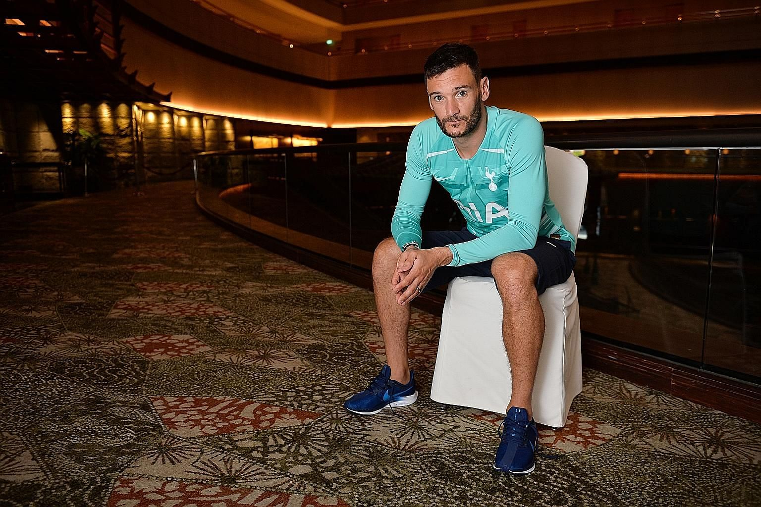 France captain Hugo Lloris is sure Spurs can build on last season's run to their first Champions League final as they bid to end an 11-year silverware drought.