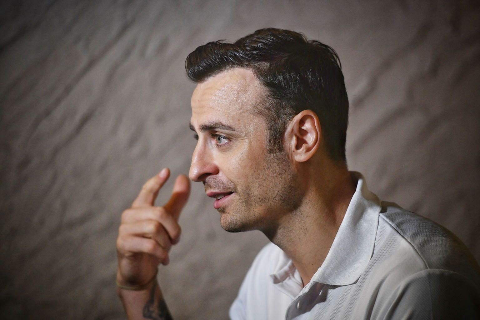 Former Manchester United striker Dimitar Berbatov believes the stature of the club means they can never be discounted when it comes to competing for trophies.