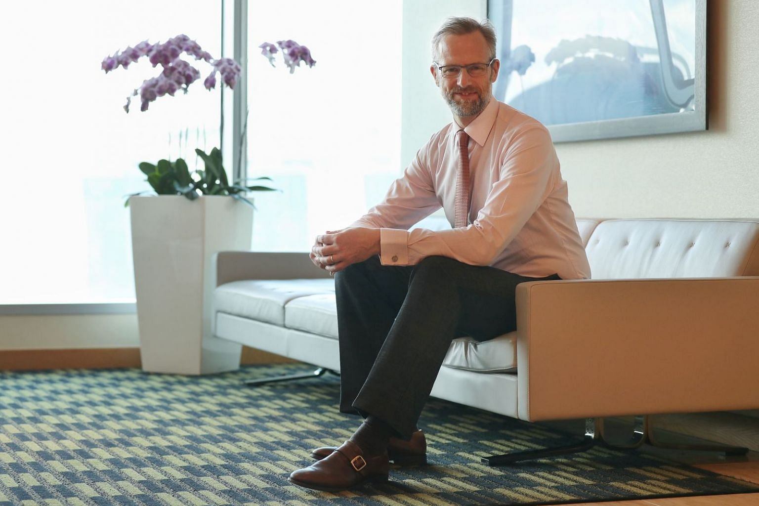 Mr Andy Budden, investment director at Capital Group, says a balanced and broadly diversified portfolio is the best way to pursue resilient investment results. He adds that declines are a normal part of markets, and sticking to one's investment plans is t