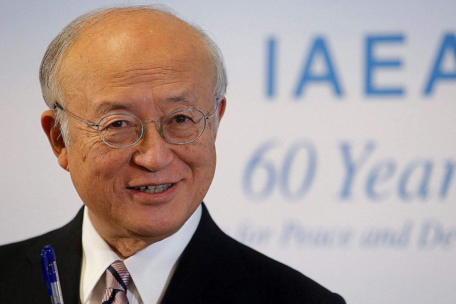 No details were given about the cause of death, but UN nuclear watchdog chief Yukiya Amano had been ill for some months.