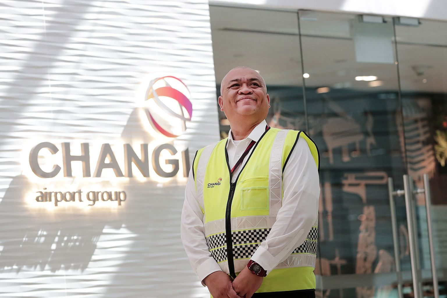 "Mr Noor Hazlin Razali, who joined Changi Airport Group in 1997, says the company has sent him for leadership courses and even overseas attachments to other airports. ""I had only O-level certifications when I joined, but this experience has really helped m"