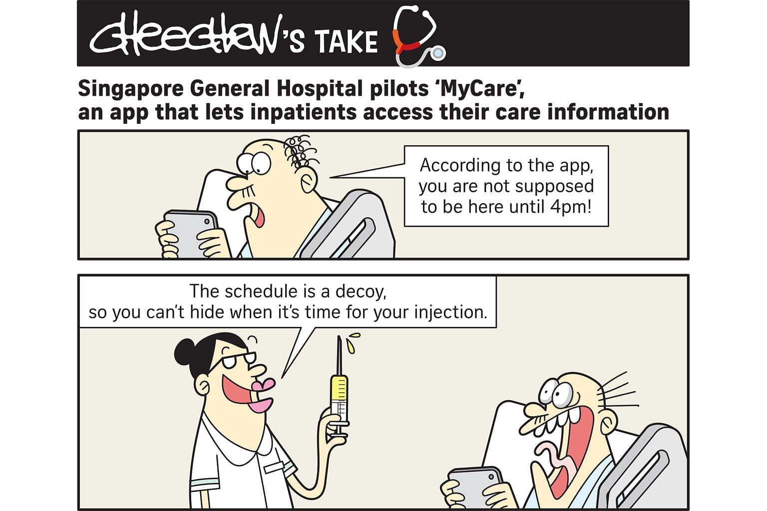 Latest Cartoons News & Headlines, Top Stories Today - The Straits Times