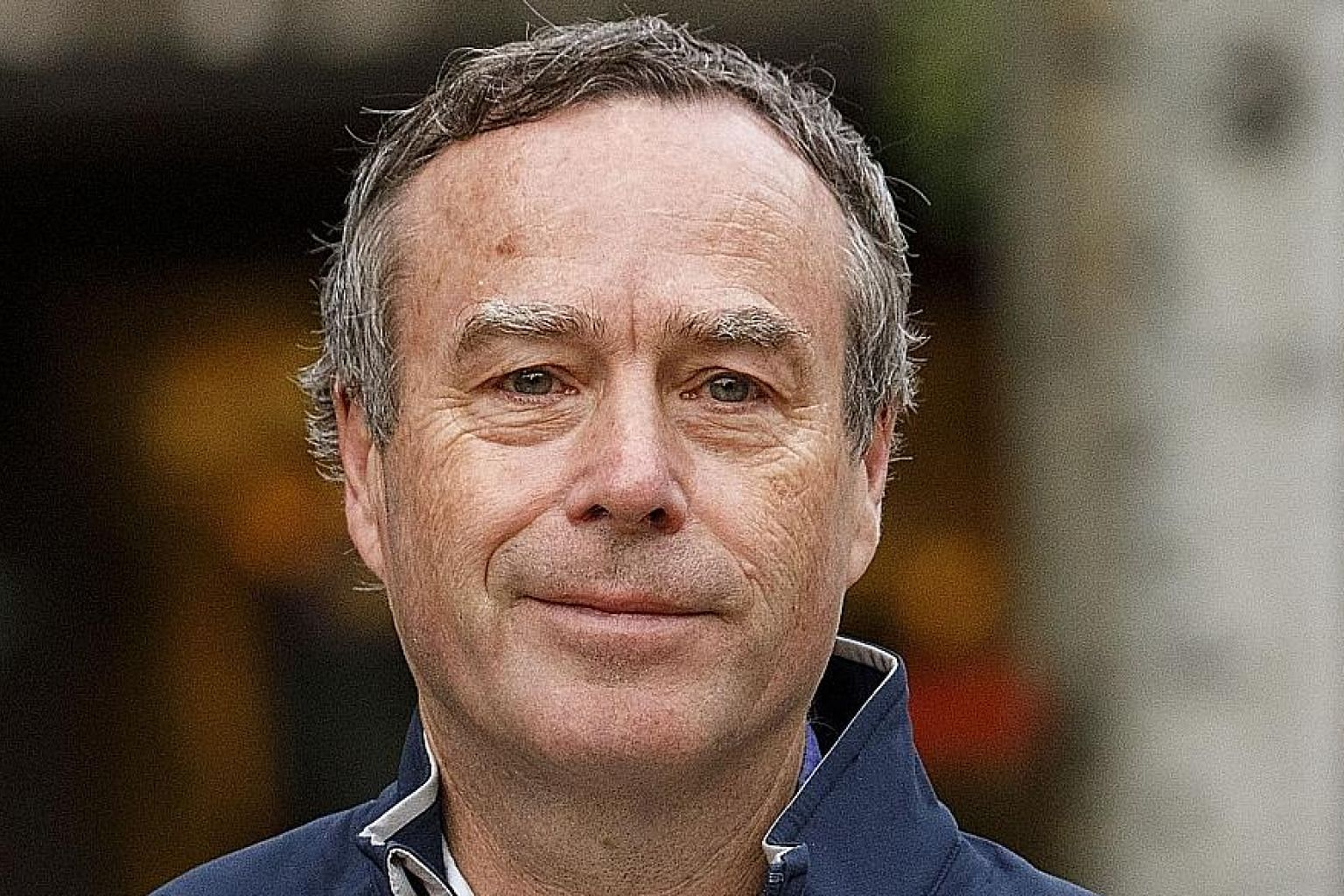 Editor Lionel Barber of the Financial Times, which said it rejected Wirecard's allegations.