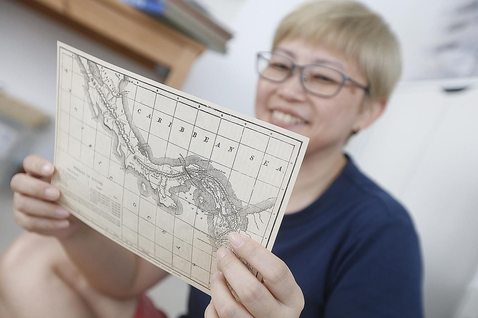Consultant Lynn Tan is currently focusing on collecting stamps and covers from the Panama Canal Zone and has about 50 pieces. Institute of Technical Education lecturer Alan Chong has spent a six-figure sum on his collection, which numbers a few thous