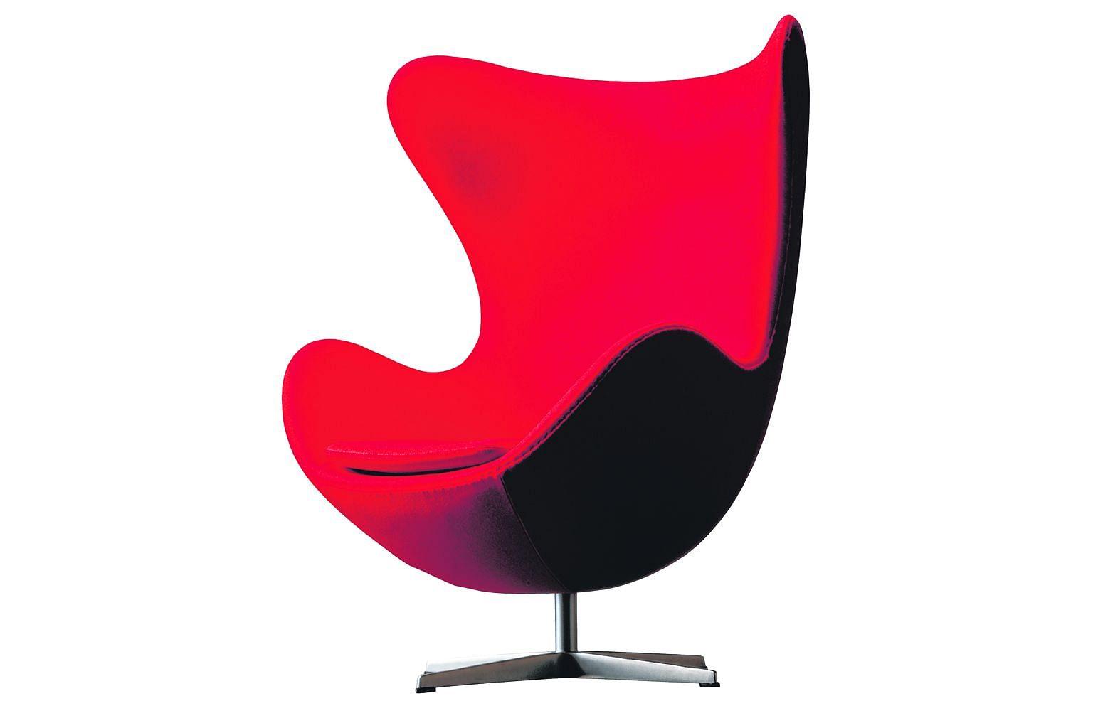 Egg Chair By Fritz Hansen.