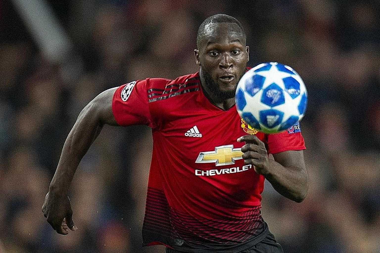 Romelu Lukaku has signed a five-year deal with Inter Milan after passing his medical examination yesterday. PHOTO: EPA-EFE