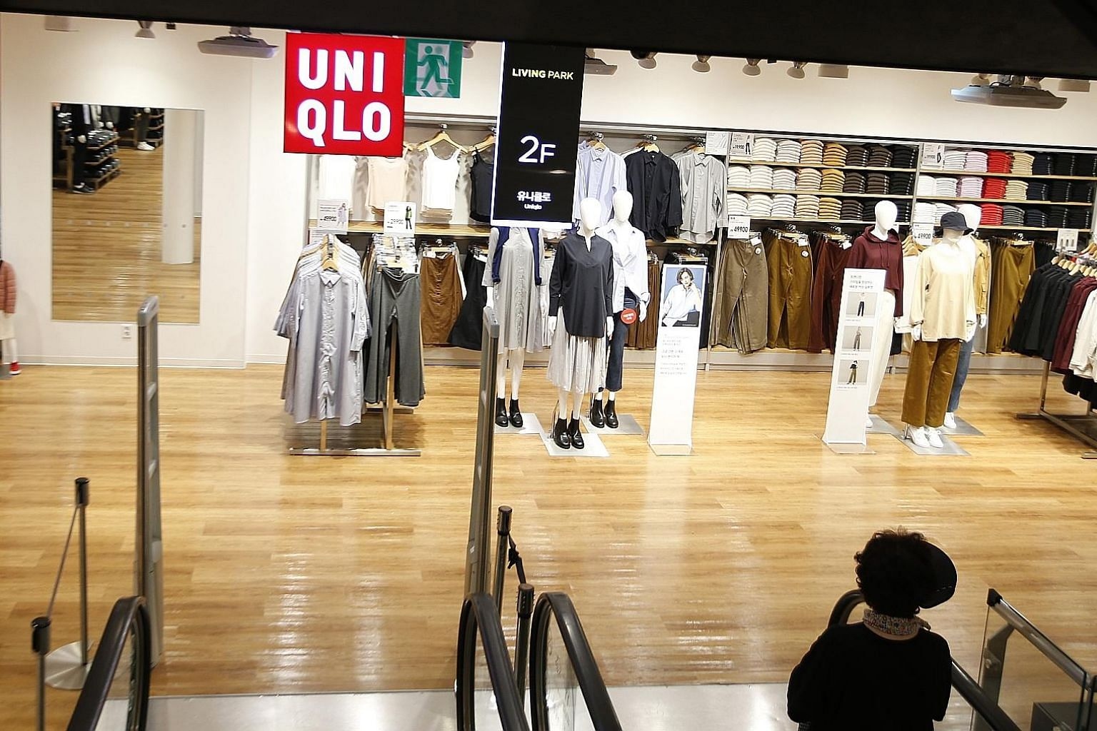 A Uniqlo store in Seoul. A spokesman for Uniqlo owner Fast Retailing confirmed that the boycott has had an impact on sales in South Korea, declining to give figures. The consumer boycott of Japanese goods in the country followed Japan's decision last