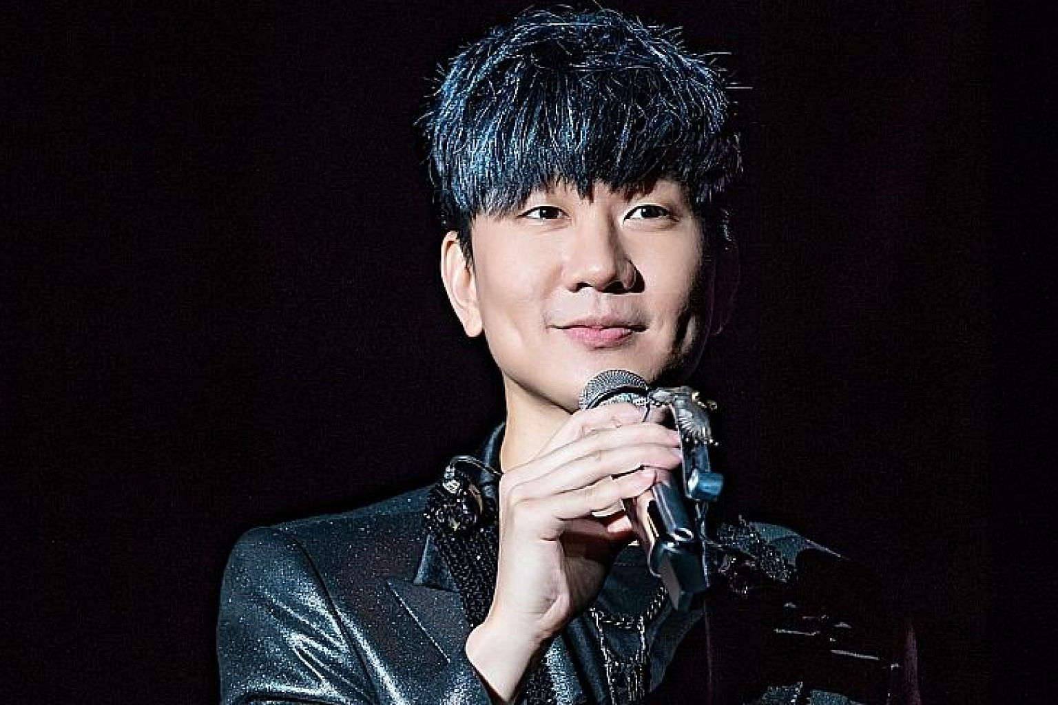 JJ Lin will be performing at the National Stadium for the first time.