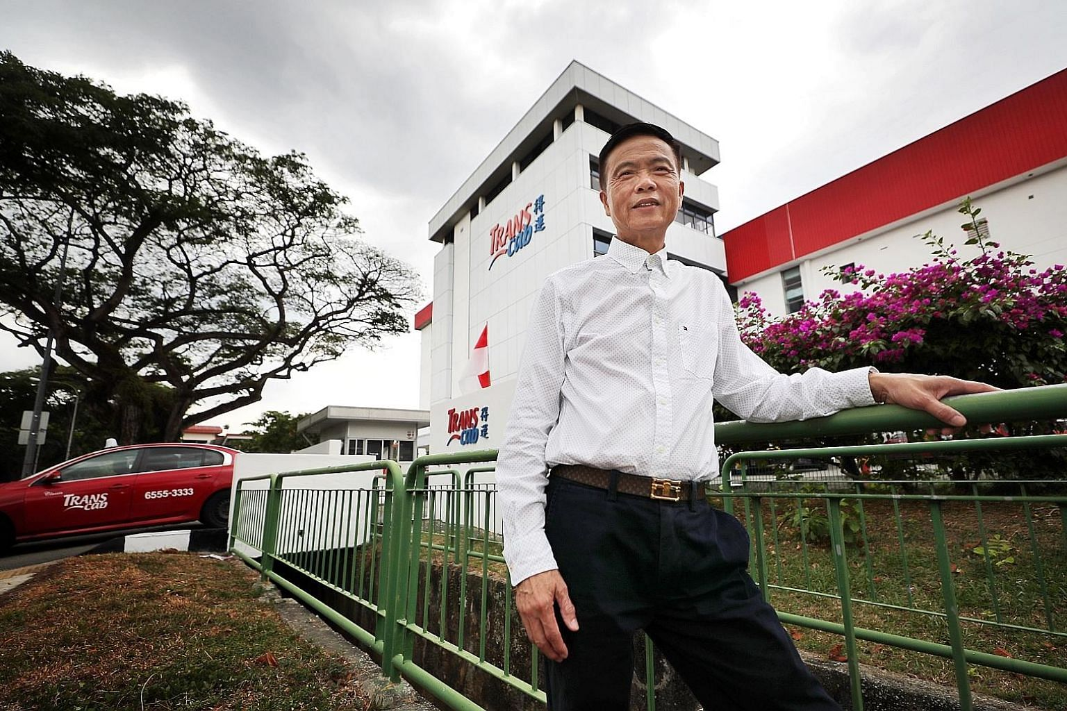 Mr Teo Kiang Ang expects private-hire to make up 10 per cent of his business by the year end. He says he may even venture into car importing to complement his two new businesses.
