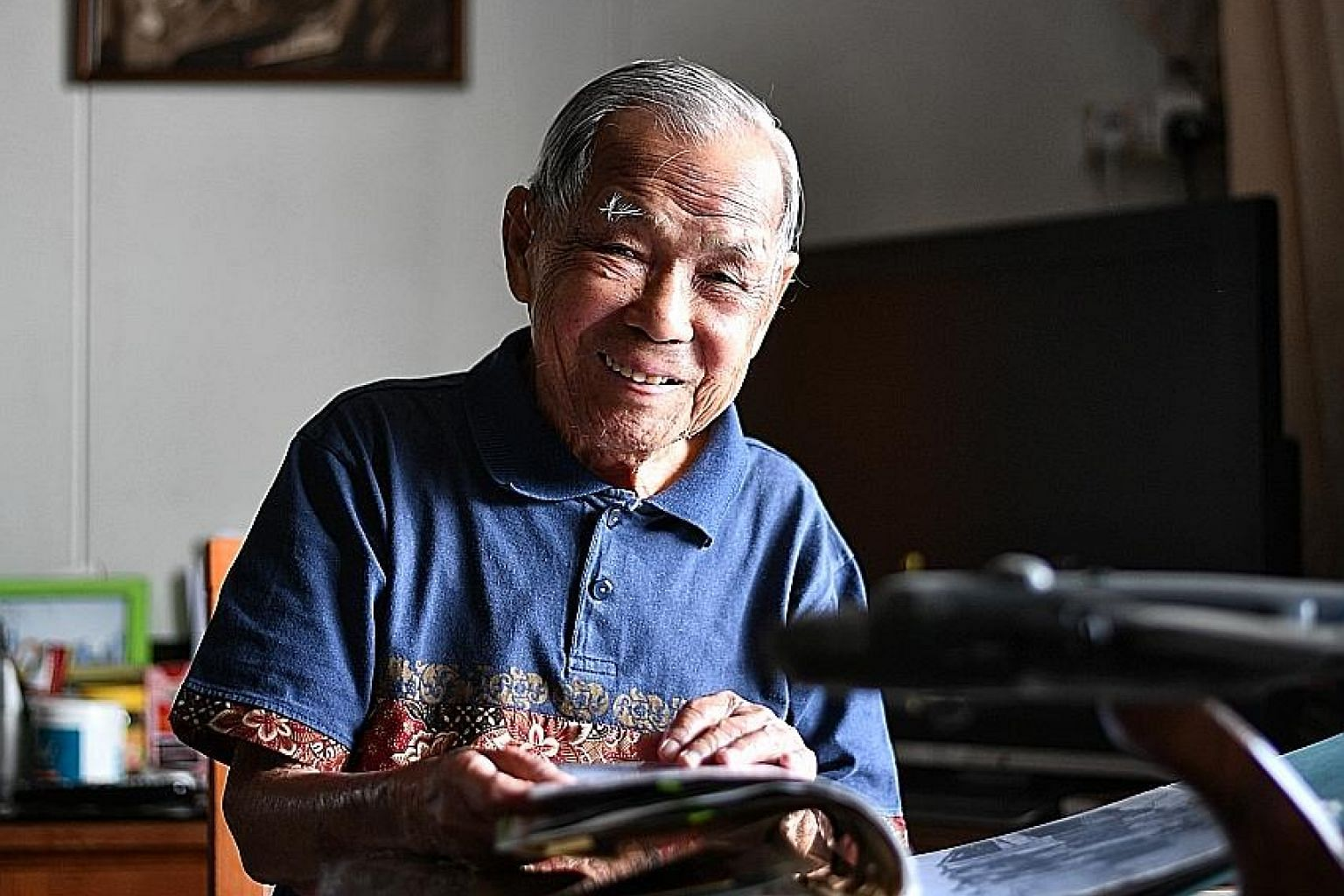 """Captain Ho Weng Toh's first book, Memoirs Of A Flying Tiger, which captures his experiences as part of the legendary """"Flying Tigers"""" squadron that fought the Japanese in World War II, will be published next month."""