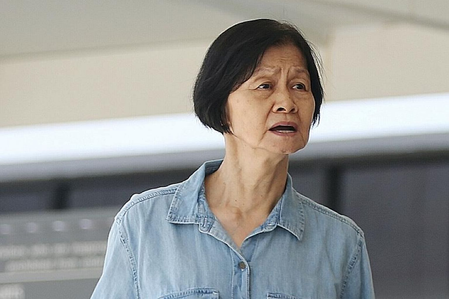 Fong Leok Moy, 68, and her daughter Wong Phuay Yee, 41, have each been sentenced to 10 days in jail for stealing more than $1,000 worth of items from shops in Orchard Road.