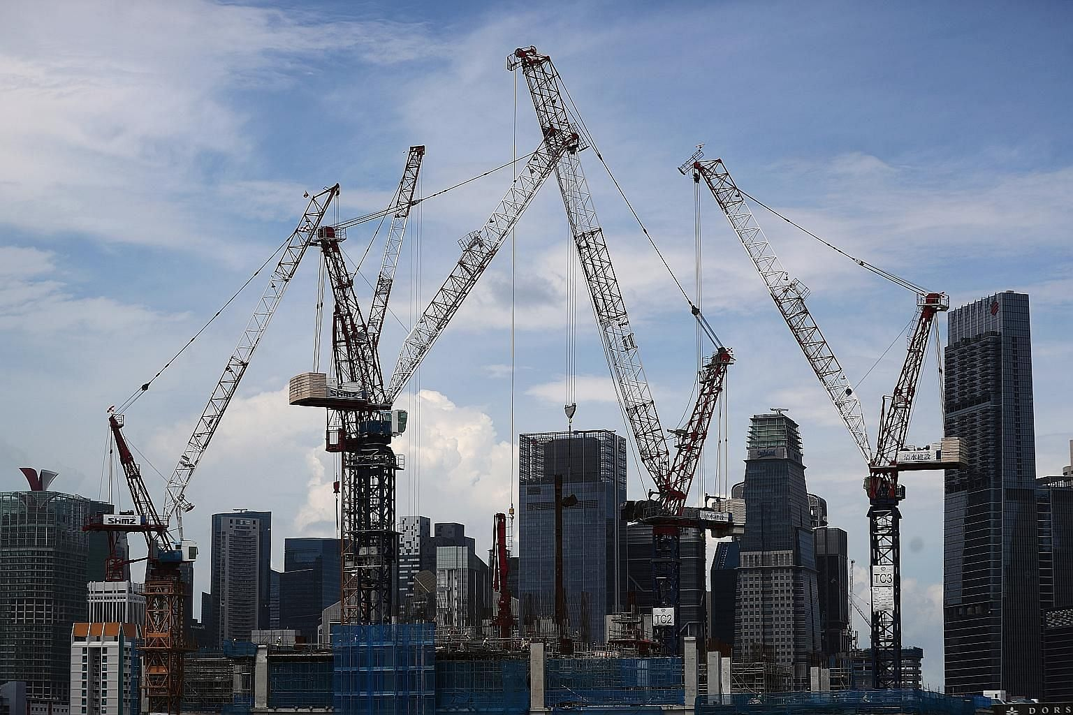 The Singapore economy no longer competes on wages, says the writer, adding that the country now has to compete on superior productivity, innovation and organisation - things that cannot be fixed by any quick measure, and certainly not by the Governme