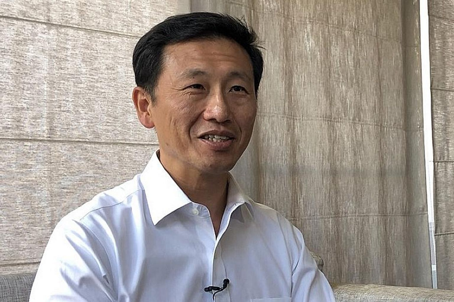Education Minister Ong Ye Kung said workers need to be adaptable and open to the different ways that work is being done.