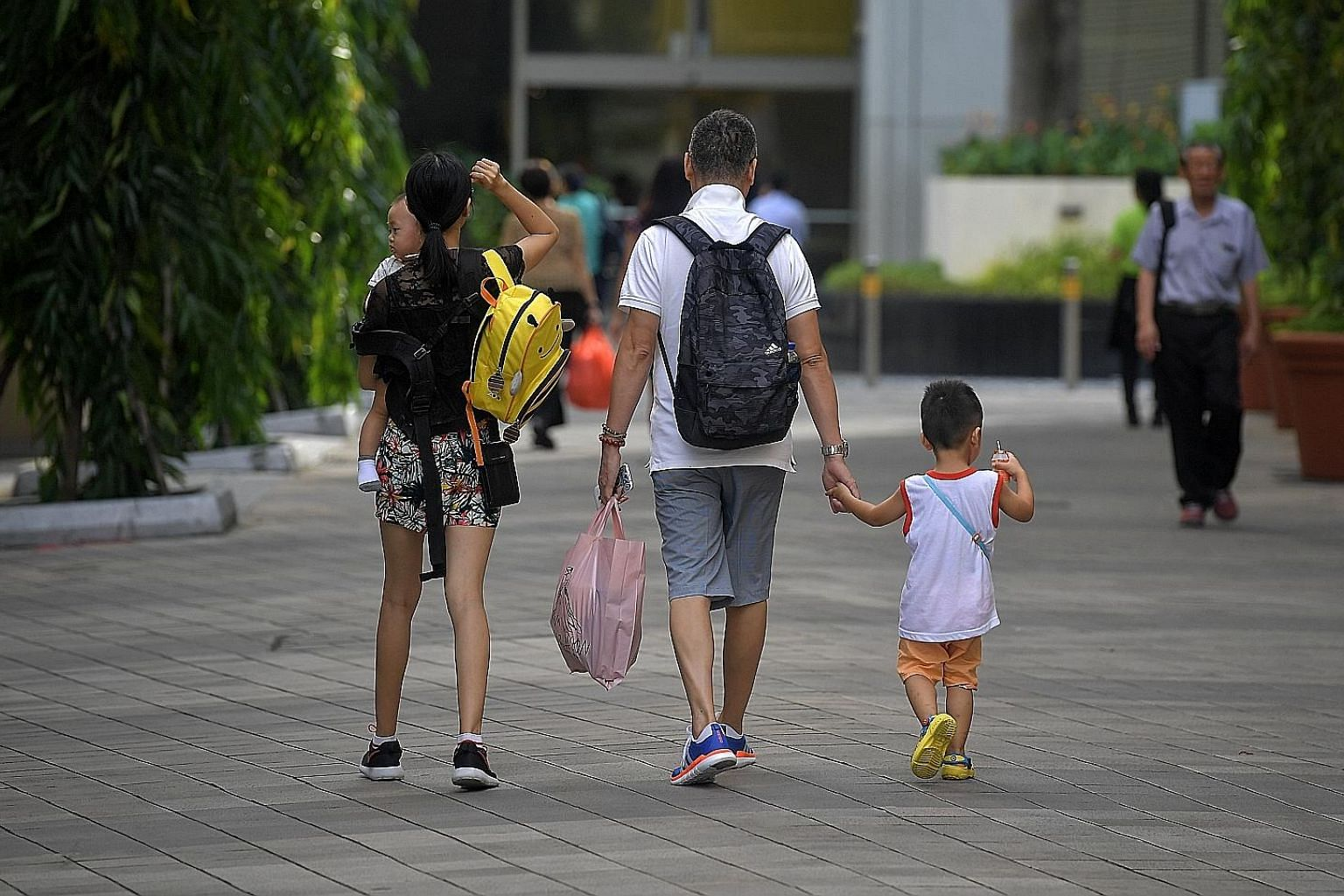 In the 2016 Marriage and Parenthood survey, a majority of married respondents indicated their intention to have two or more children, while only 3 per cent had intentions to remain childless.