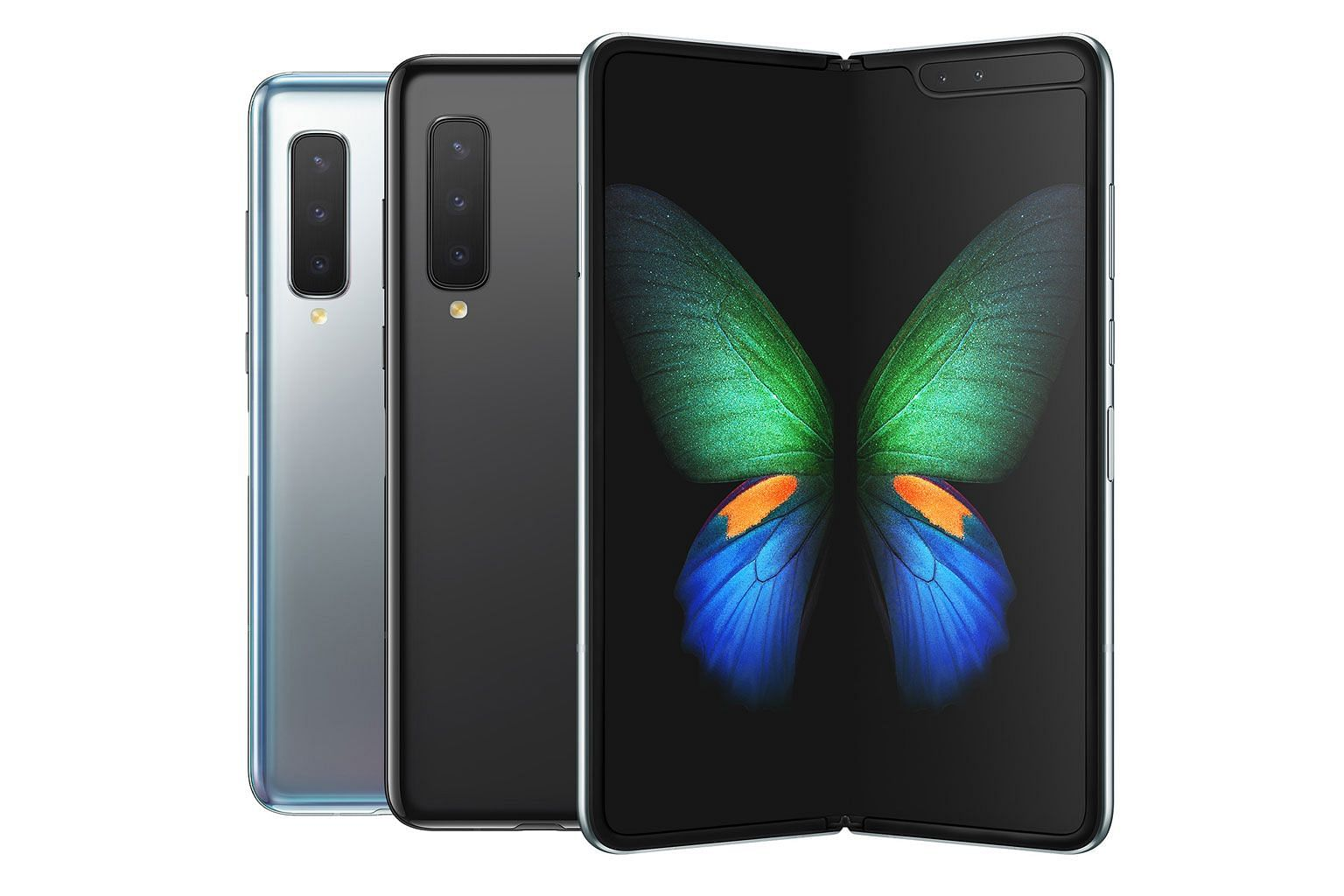 Samsung has fixed some of the problems plaguing the original version of the Galaxy Fold smartphone.