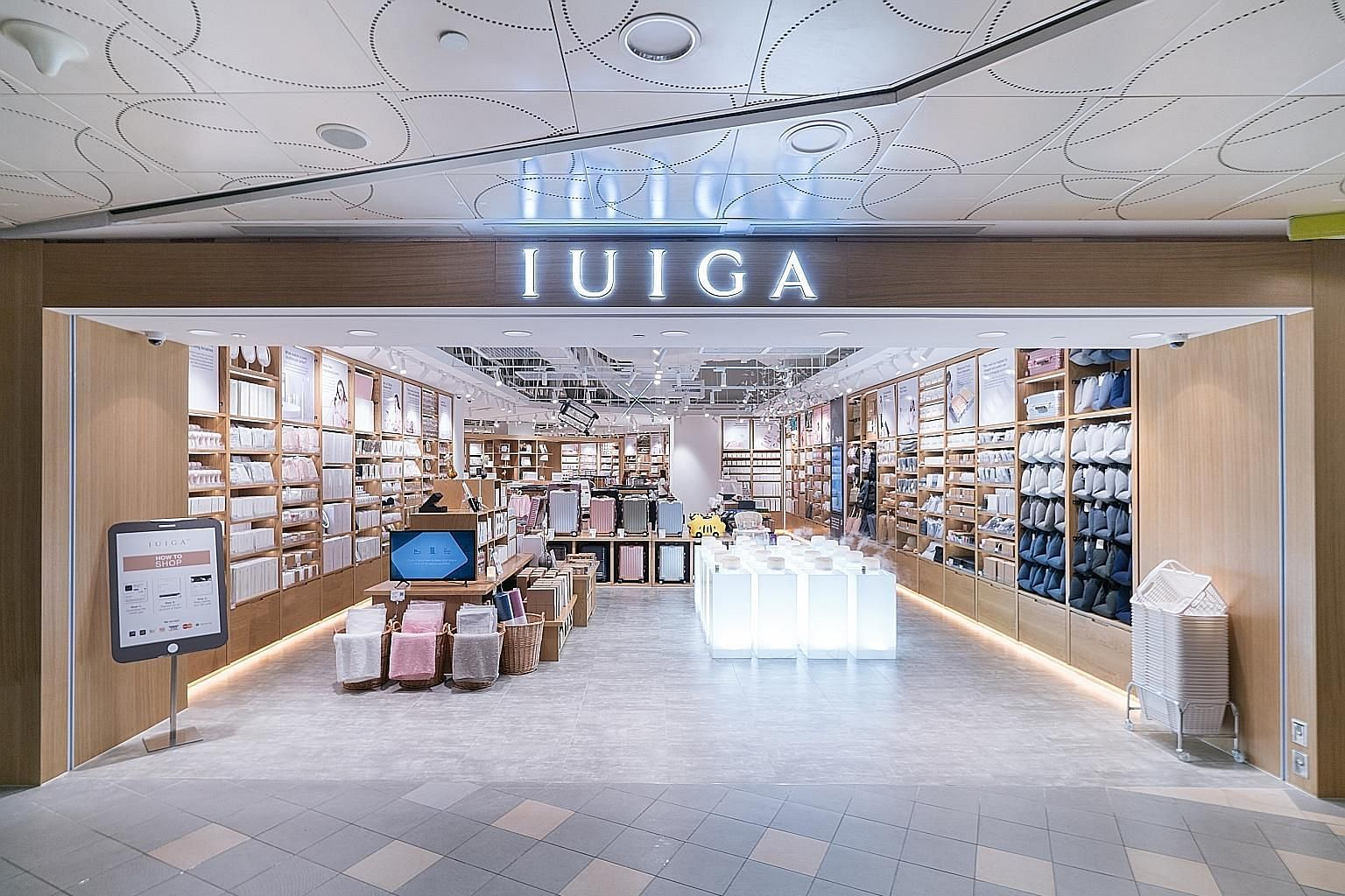 Japanese consumer goods company Muji filed a suit in the Singapore High Court on Jan 25 against local retailer Iuiga, after talks failed to resolve a dispute that arose when Iuiga displayed Muji's mark on its website. Some of Iuiga's product tags als