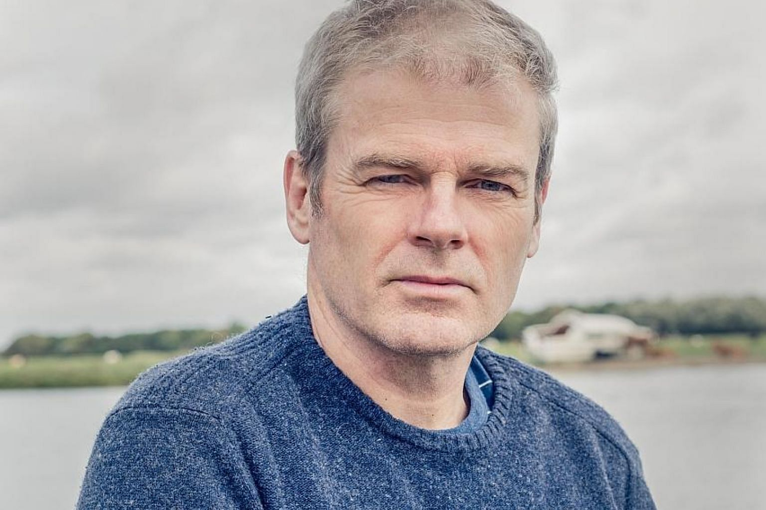 British novelist Mark Haddon's fourth adult novel is based on Shakespeare's play Pericles, Prince Of Tyre.