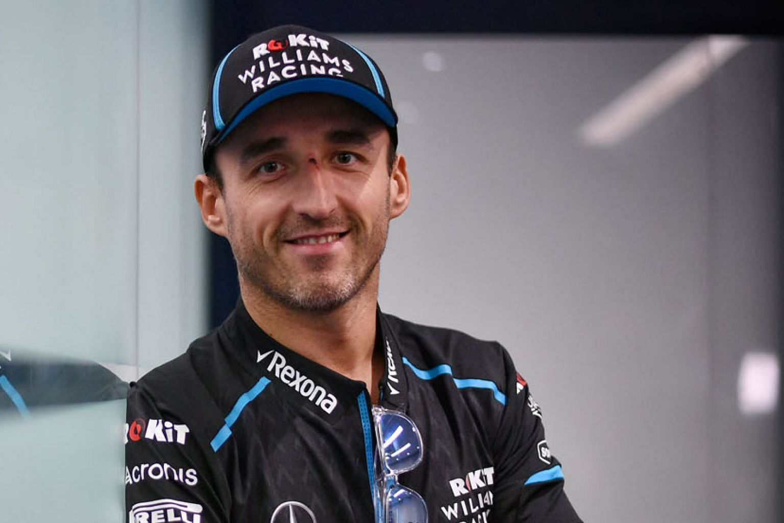 Poland's Robert Kubica joined Williams this year after suffering near-fatal injuries in a minor rally in Italy in 2011. He announced yesterday he will leave the team at the end of year. ST PHOTO: ARIFFIN JAMAR