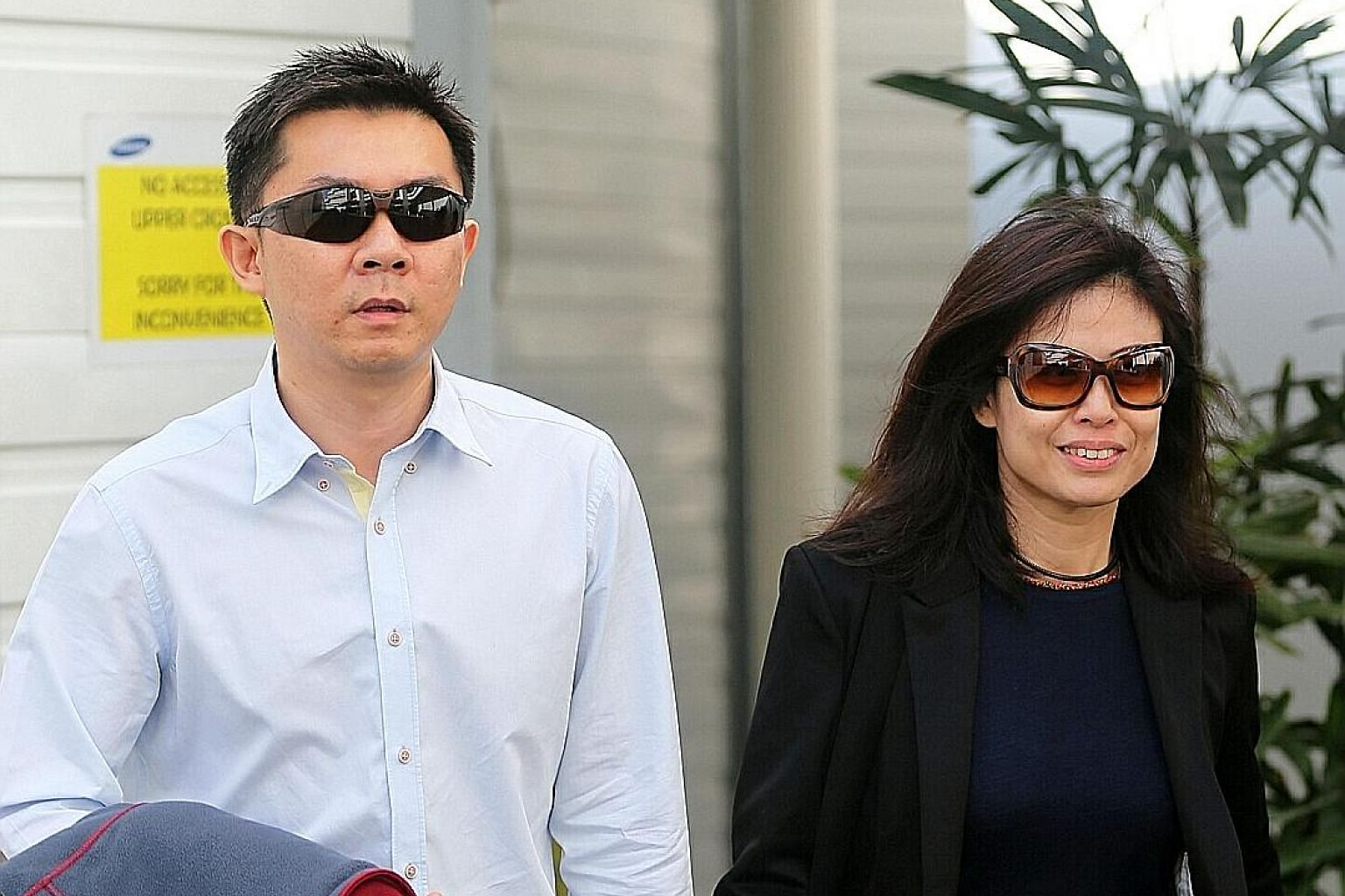 Former regional IT manager Tay Wee Kiat and his wife, former senior sales manager Chia Yun Ling, were given two sets of sentences following two separate trials and appeals over the abuse of their Indonesian and Myanmar maids. ST FILE PHOTO