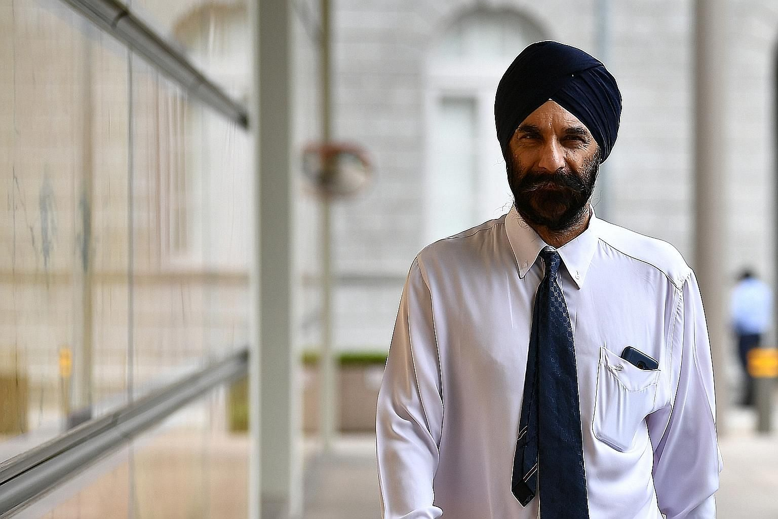 Senior Counsel Davinder Singh was inducted into Benchmark Litigation's hall of fame, the first lawyer from the Asia-Pacific region to receive the honour. His selection was based on independent research, not on the input or submissions from others. ST