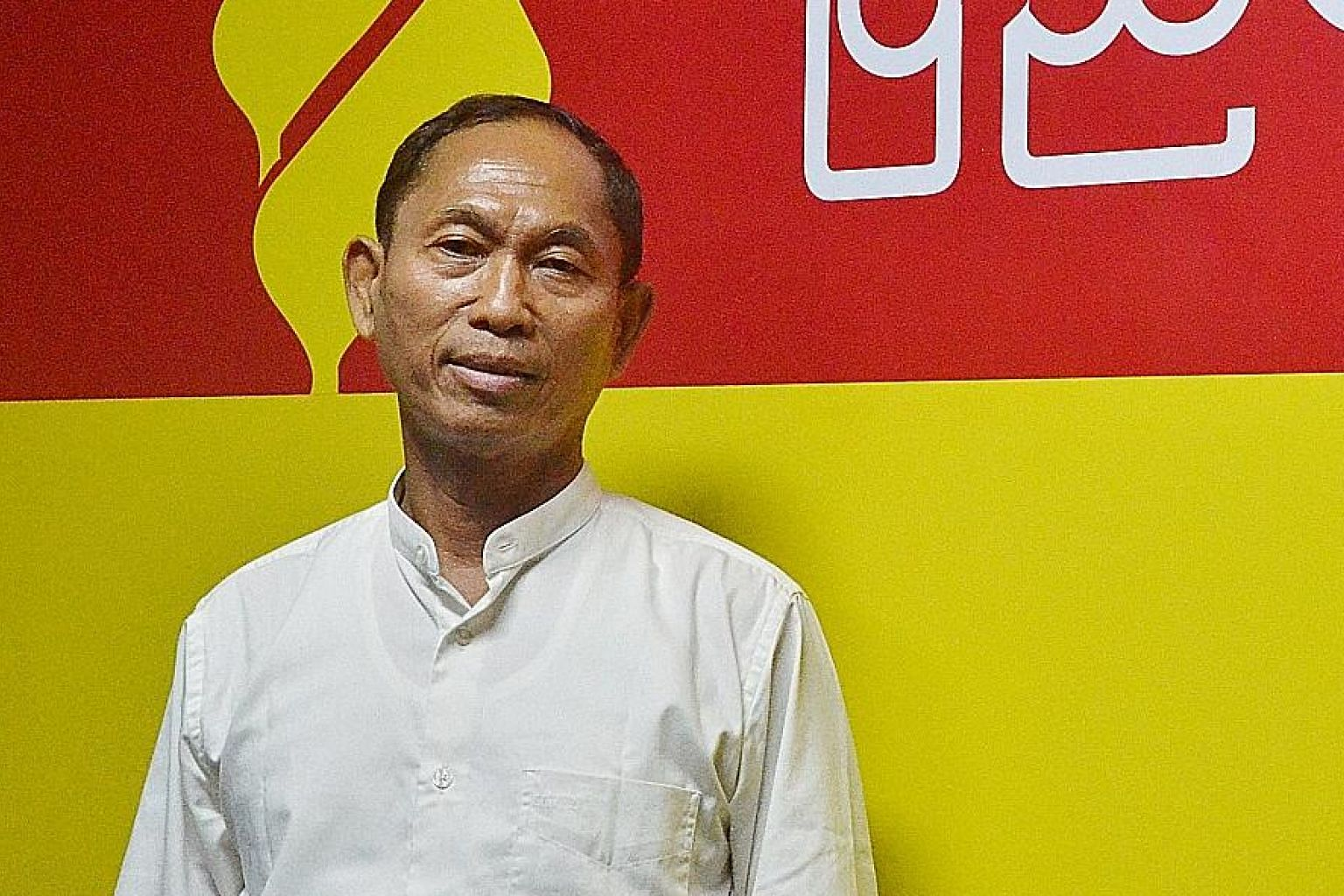 "Long-time Myanmar political activist Ko Ko Gyi, chairman of the new People's Party, says ""the army cannot deny constitutional amendment forever. Someday, it has to change""."