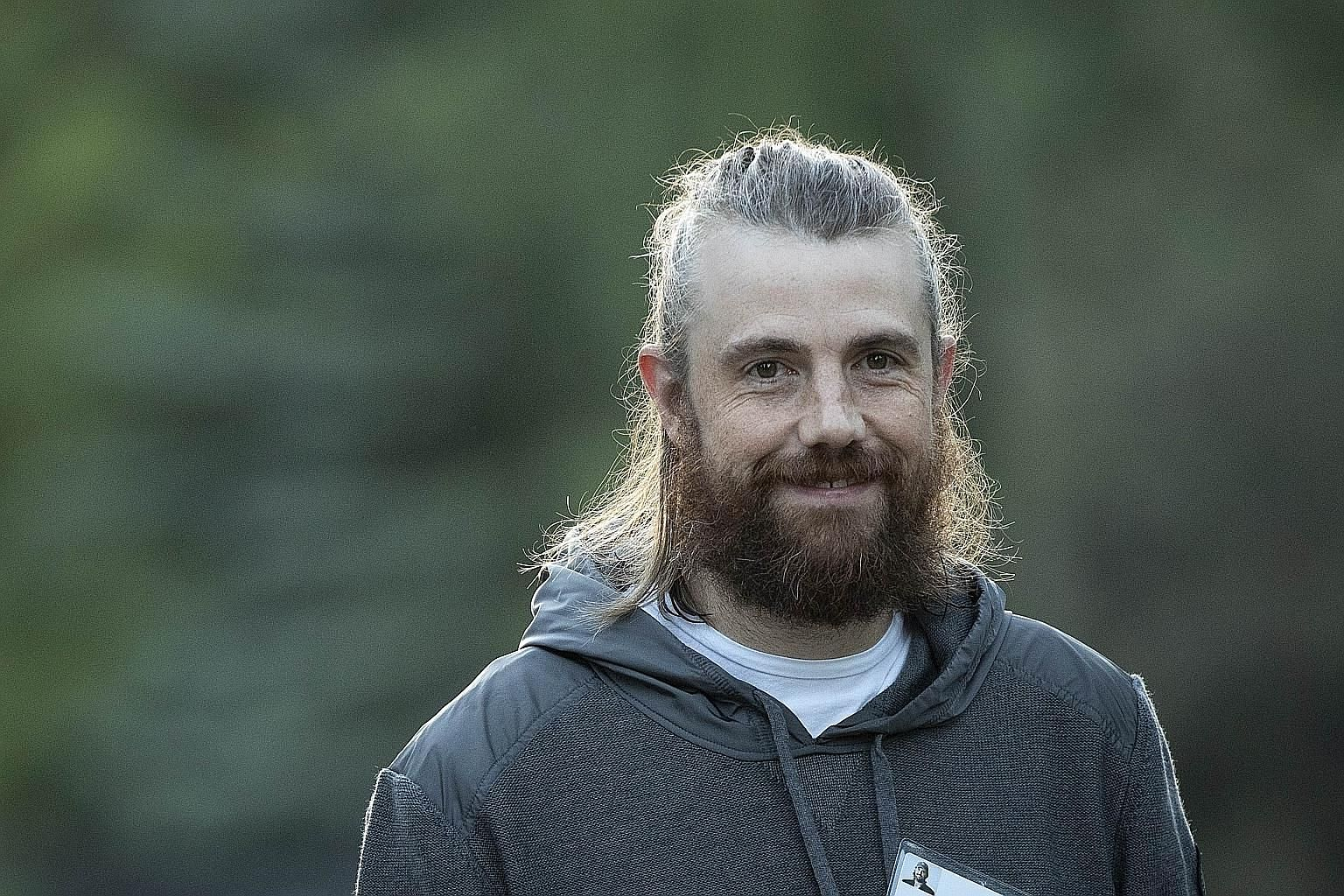 Tycoon Mike Cannon-Brookes has been a vocal advocate for renewable energy in Australia.