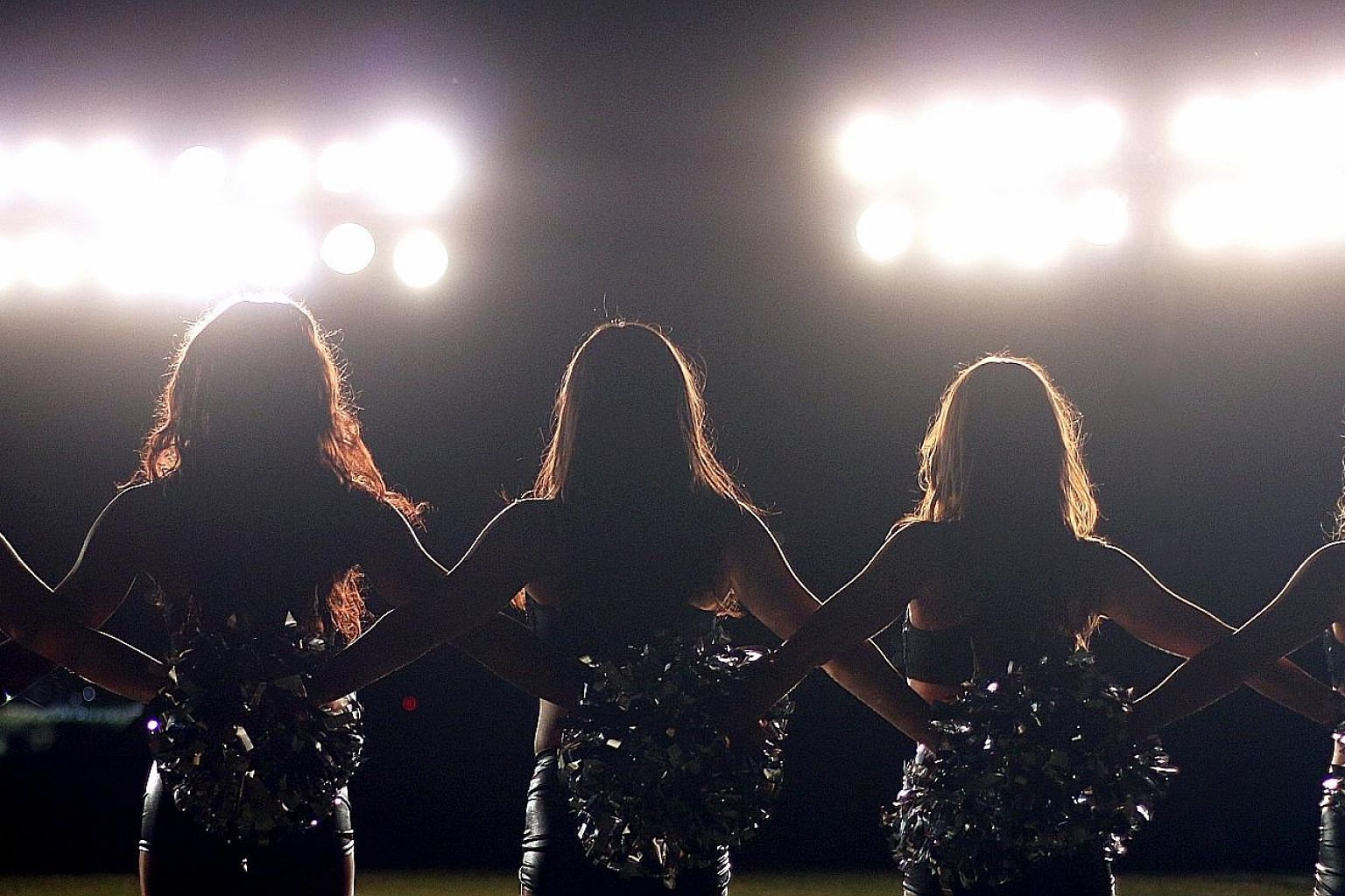 Among the films to be screened at Women In Film are A Woman's Work - The NFL's Cheerleader Problem (2019, left), by China-born Canadian director Yu Gu, and Leftover Women (2019, left below), by Israeli film-makers Shosh Shlam and Hilla Medalia.