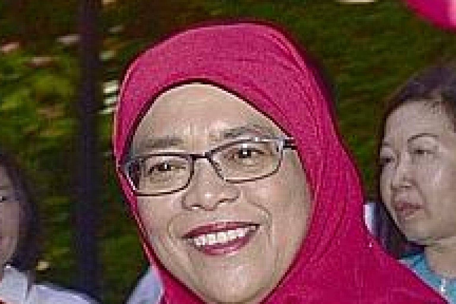 President Halimah Yacob was recognised for her efforts in promoting social cohesion and in championing workers.