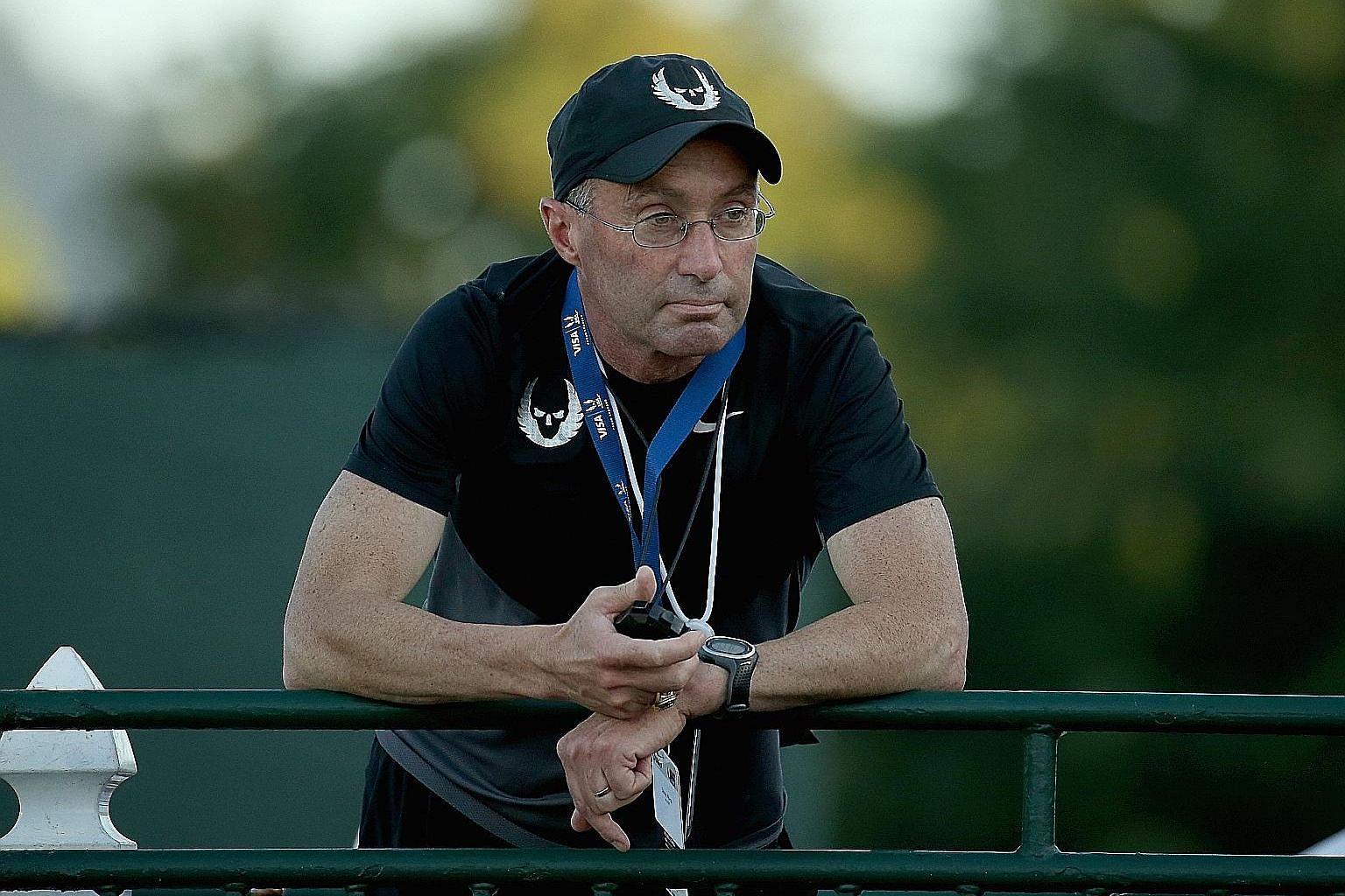 The shocking details from the court this week included the claim that Alberto Salazar (above) used his two adult sons as guinea pigs in an experiment to establish how much testosterone gel could be applied without breaching the legal limit allowed in