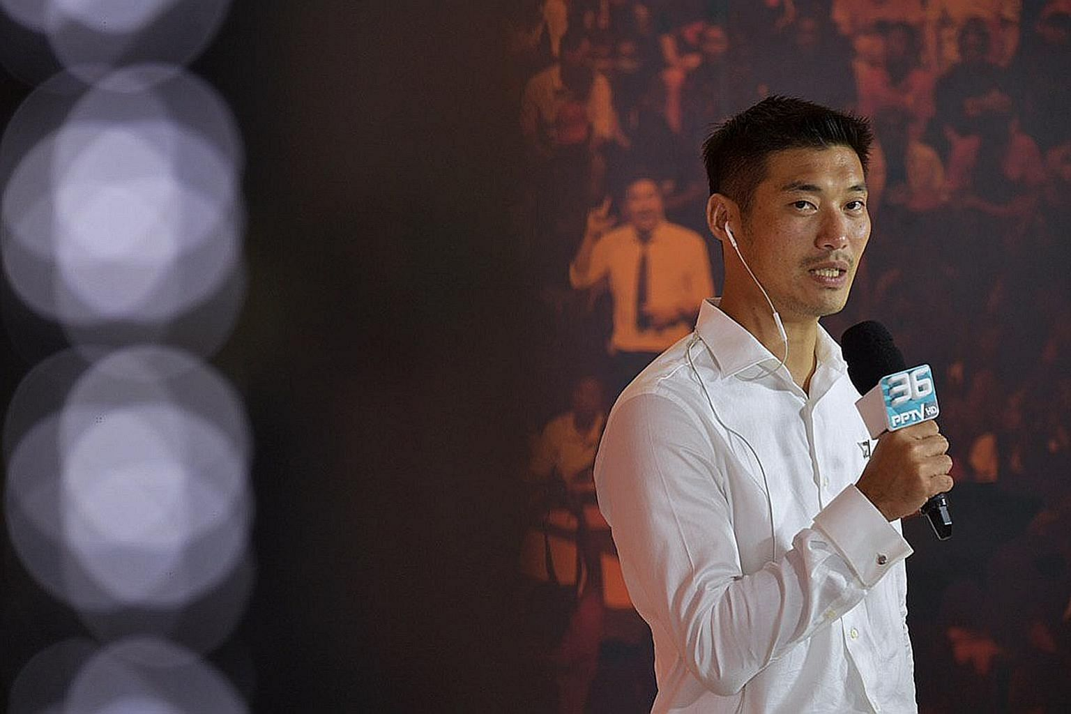 Mr Thanathorn Juangroongruangkit's Future Forward Party is a leading voice in calls for the Constitution to be changed to curb military influence.