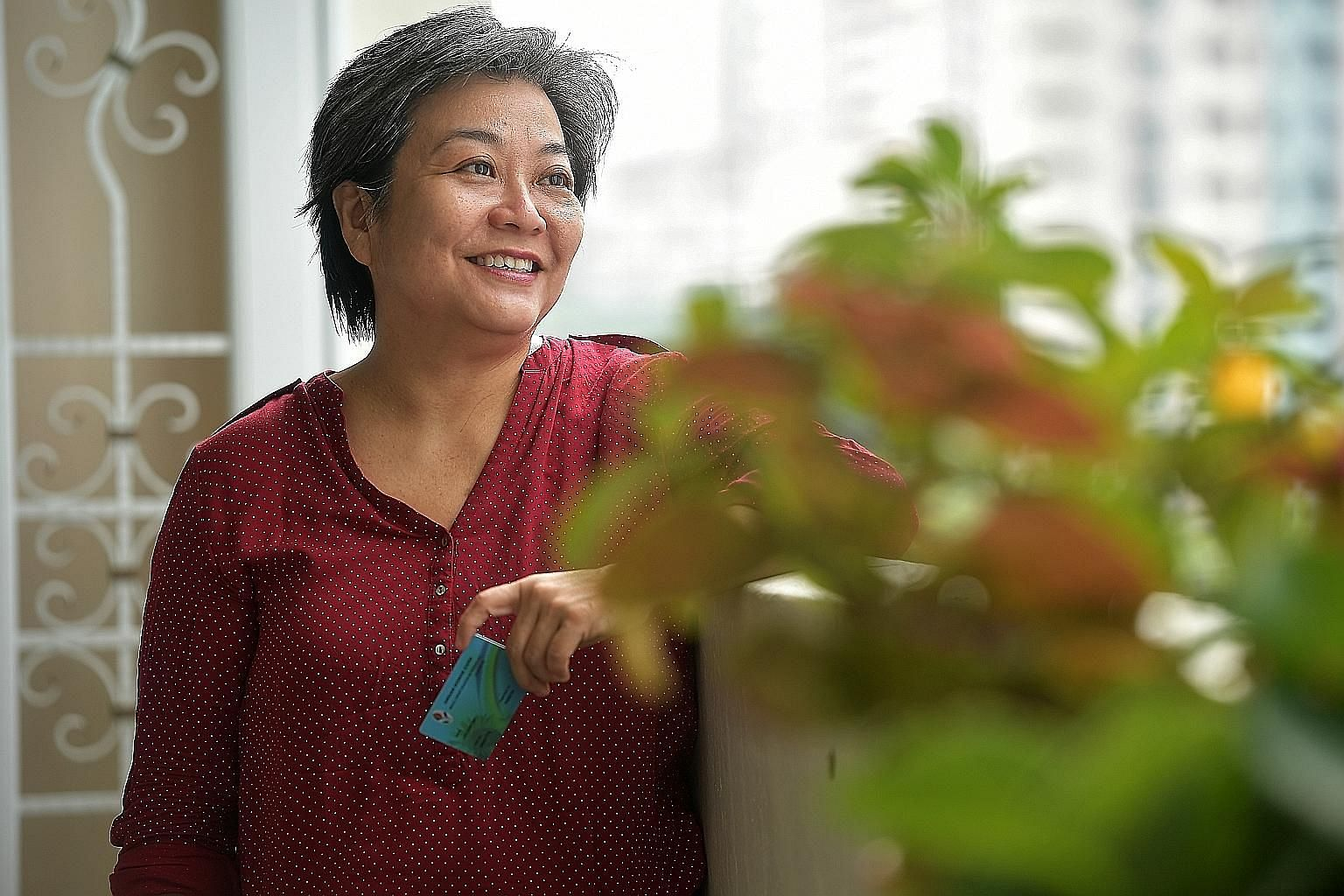 Ms Loh Siew Mei, 51, a retiree, is among the more than 500 people who pledged to donate their whole body under the Medical (Therapy, Education and Research) Act last year.