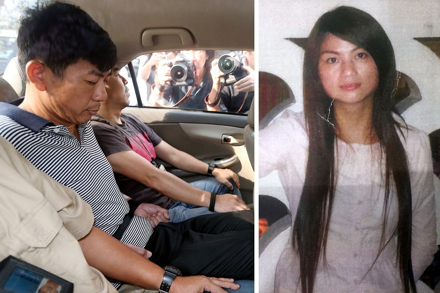 As Boh Soon Ho was taken through the sequence of events in court yesterday, his constant refrain was that he had no intention of killing Ms Zhang Huaxiang, and that he wanted to only scare her.